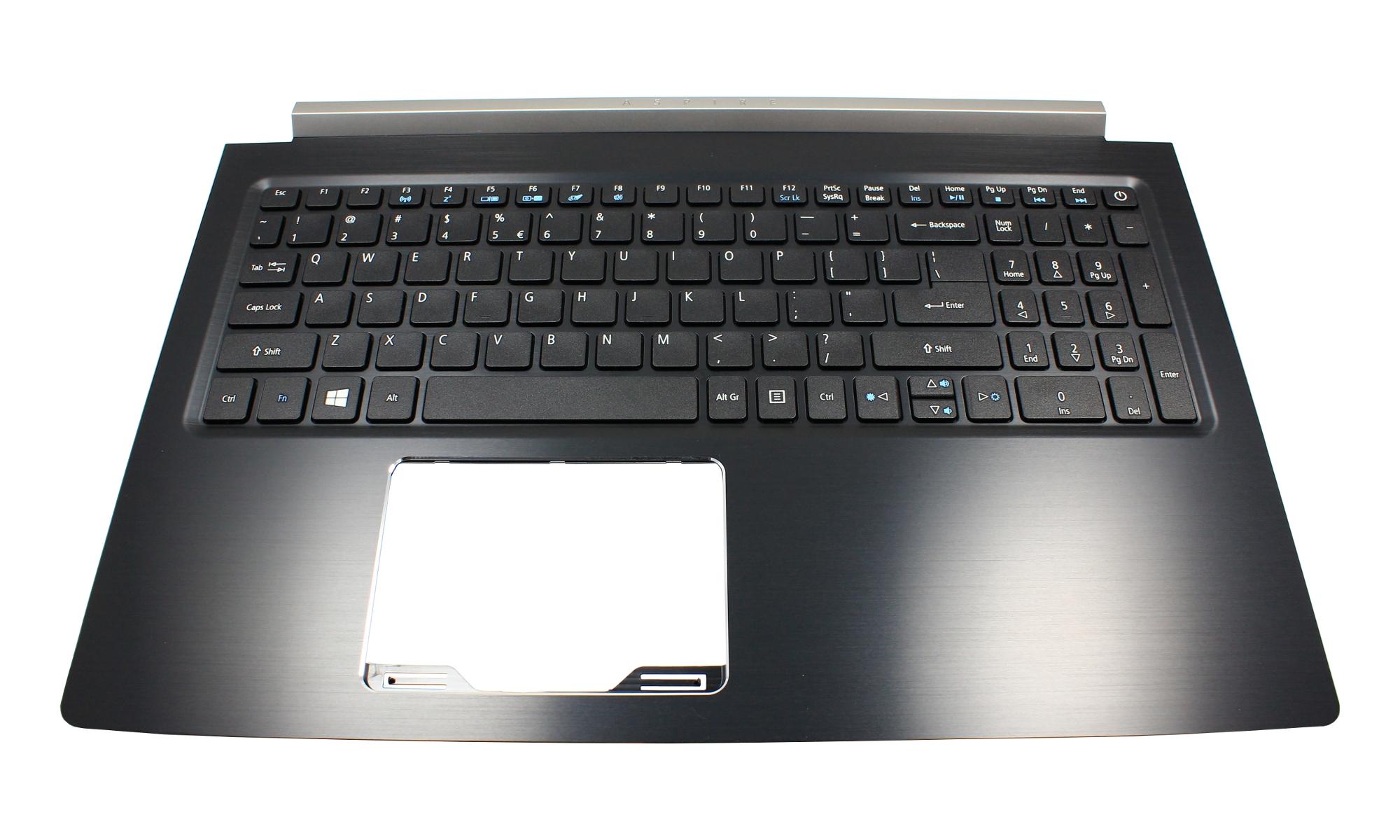 Palmrest si tastatura Acer Aspire 5 A515-51G, fara iluminare