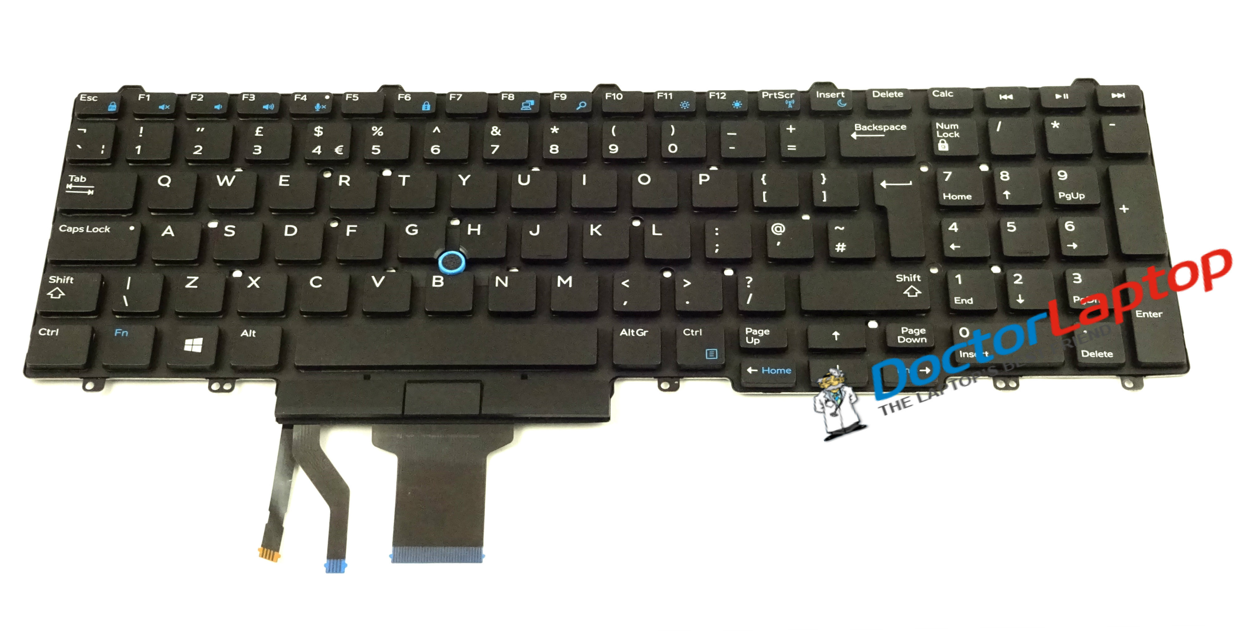 Tastatura laptop Dell Precision 3520 UK