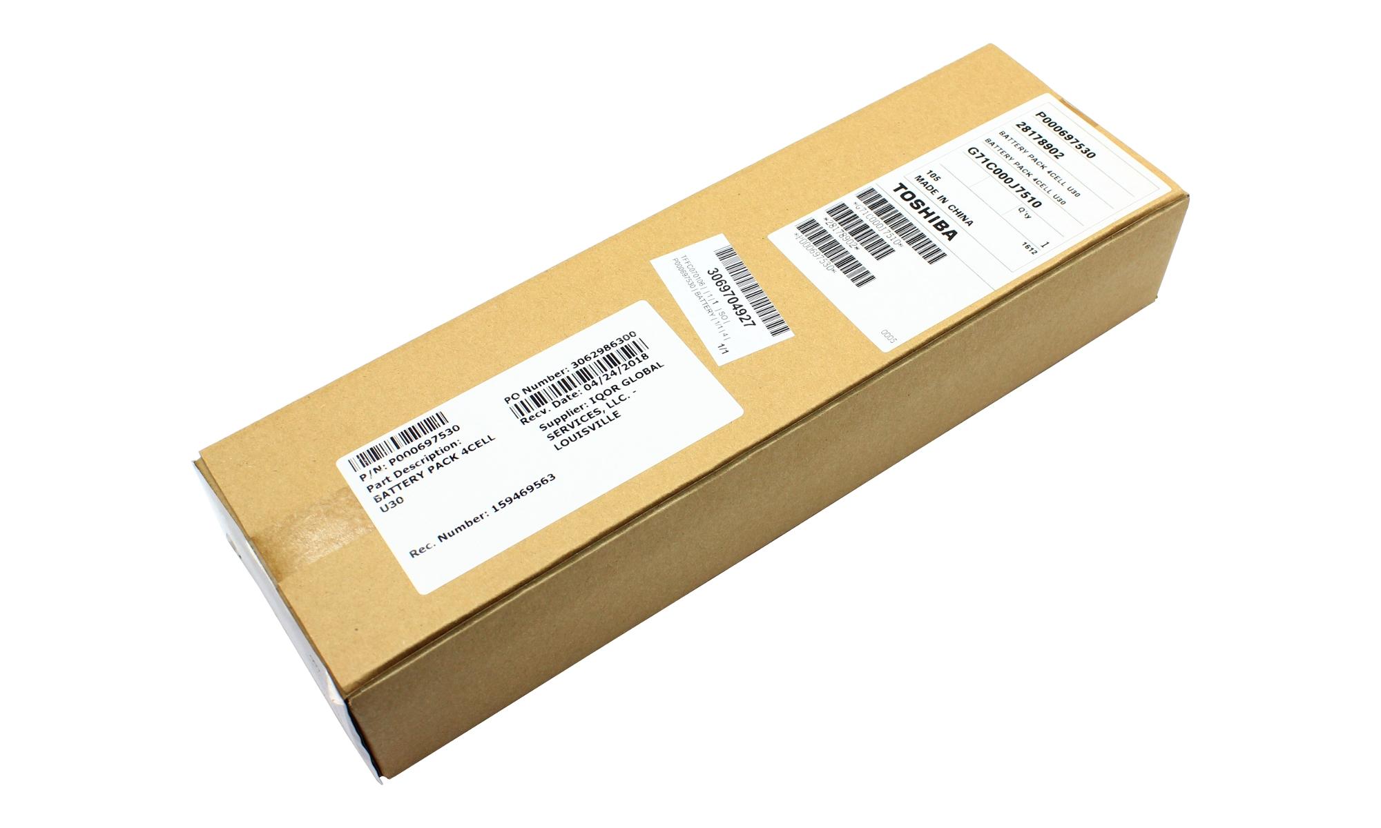 Baterie originala Toshiba P000604960, 4 celule