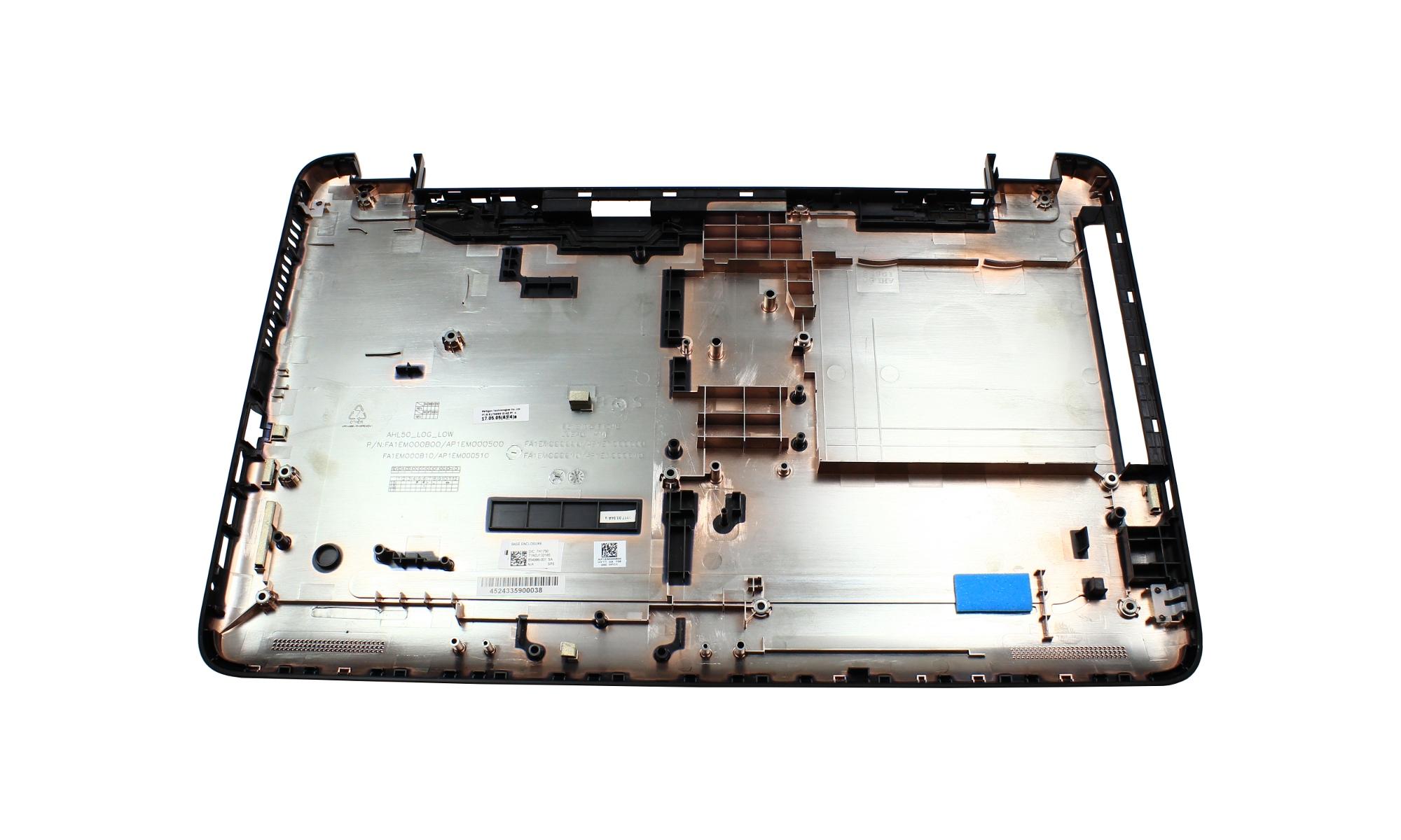 Carcasa inferioara originala HP 15-ba051wm, 15-ba052nf, 15-ba052wm