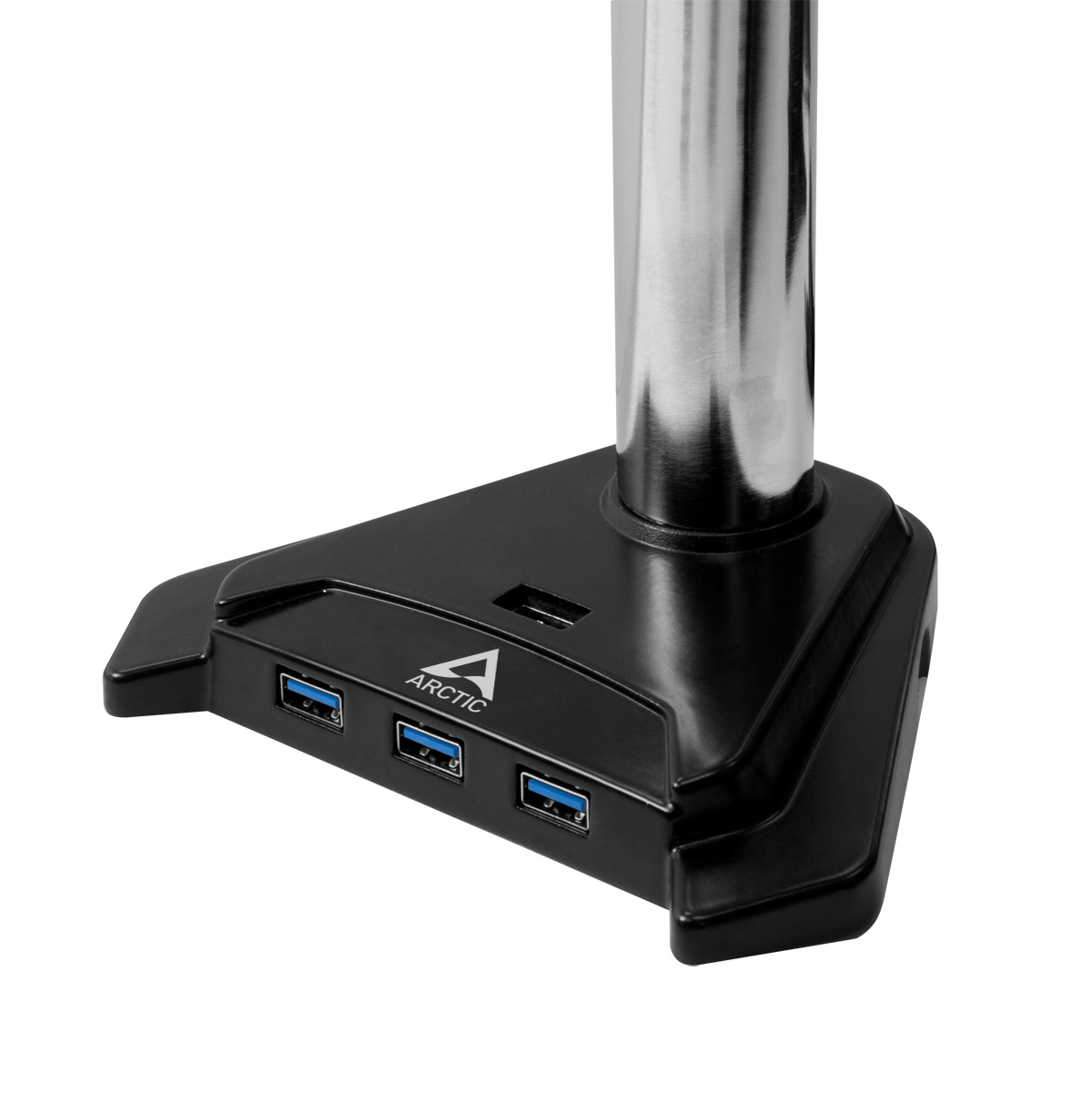 Suport Monitor ARCTIC Z1 Pro (Gen 2) negru, 13 - 43 inch, Hub 4 porturi USB 3.0