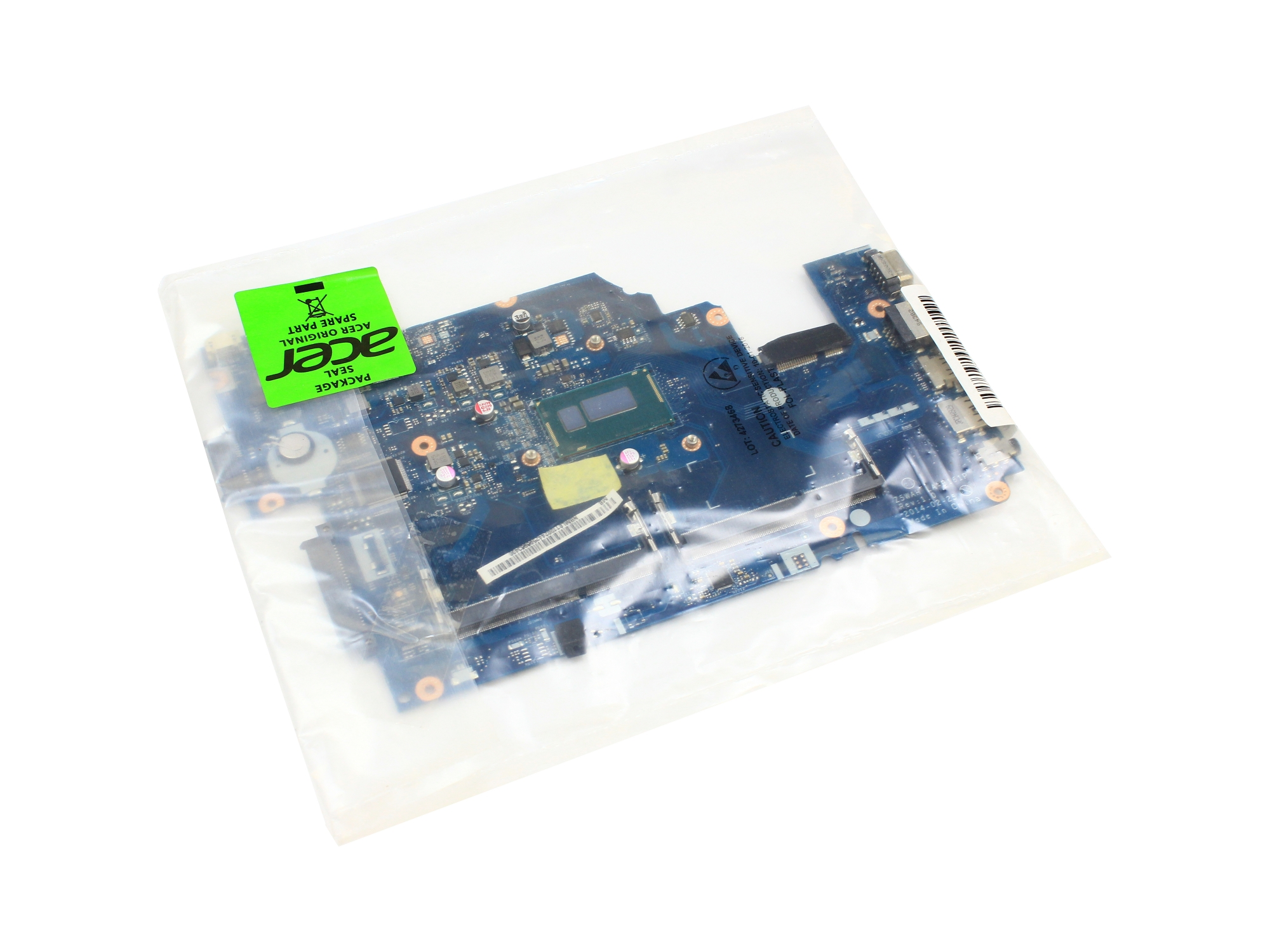 Placa de baza Acer Extensa 2510 model NB.ML811.002 cu procesor Intel i3-4030u
