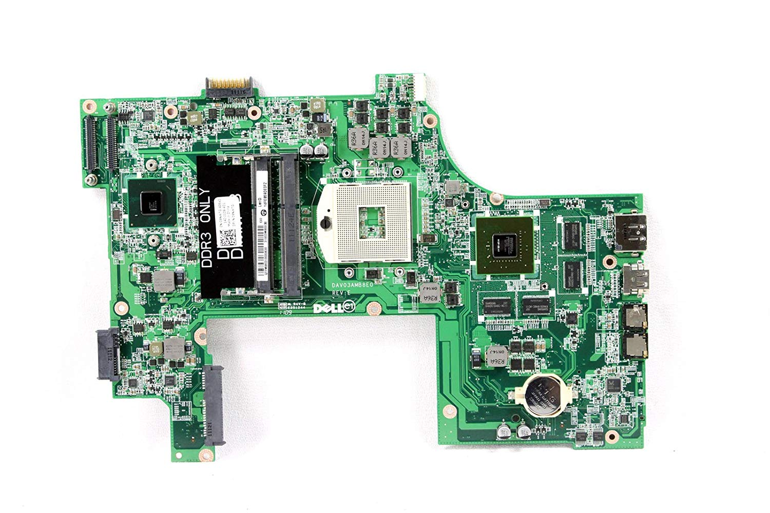Placa de baza Dell Inspiron 17R N7110 video Nvidia 2GB