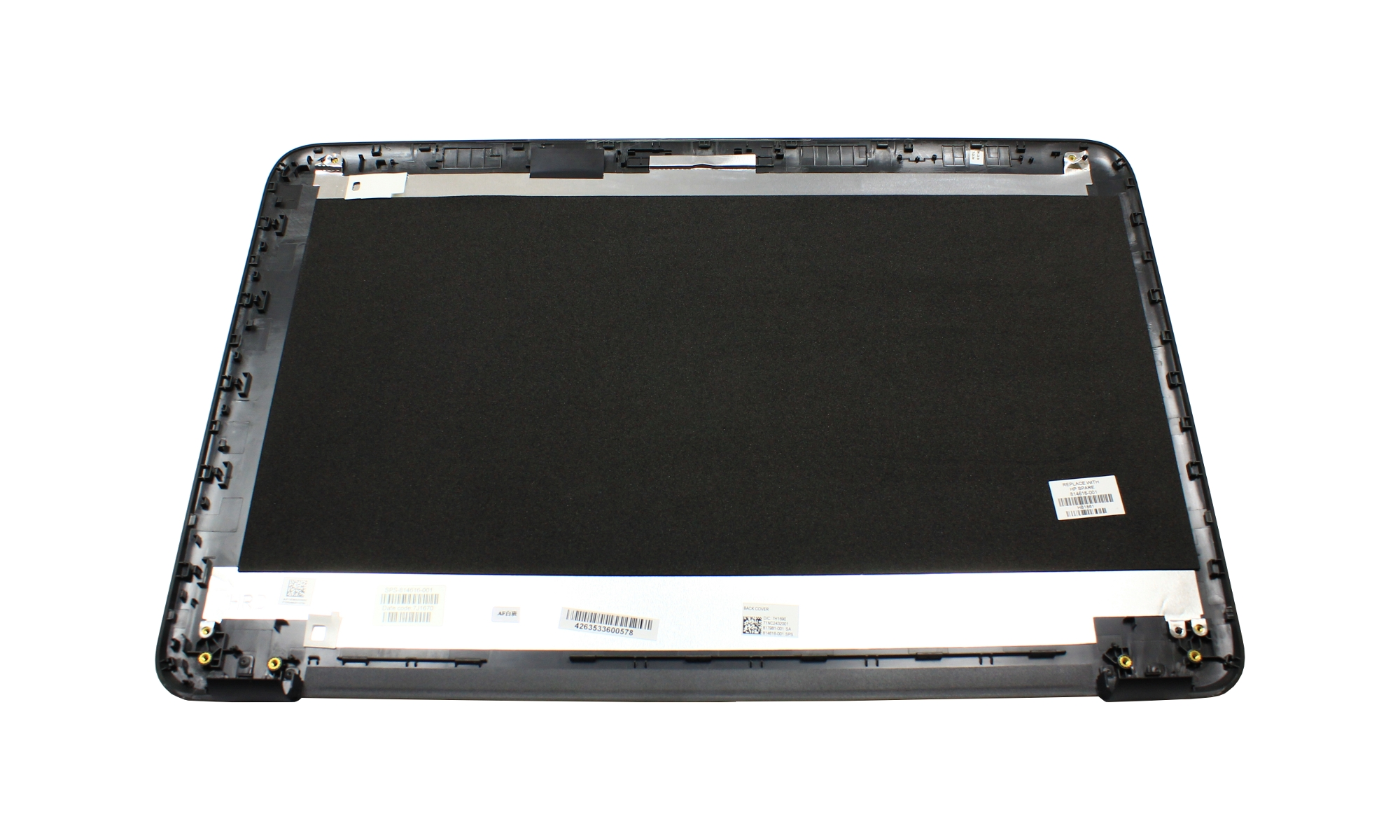 Set capac display, rama fata si balamale HP 255 G4