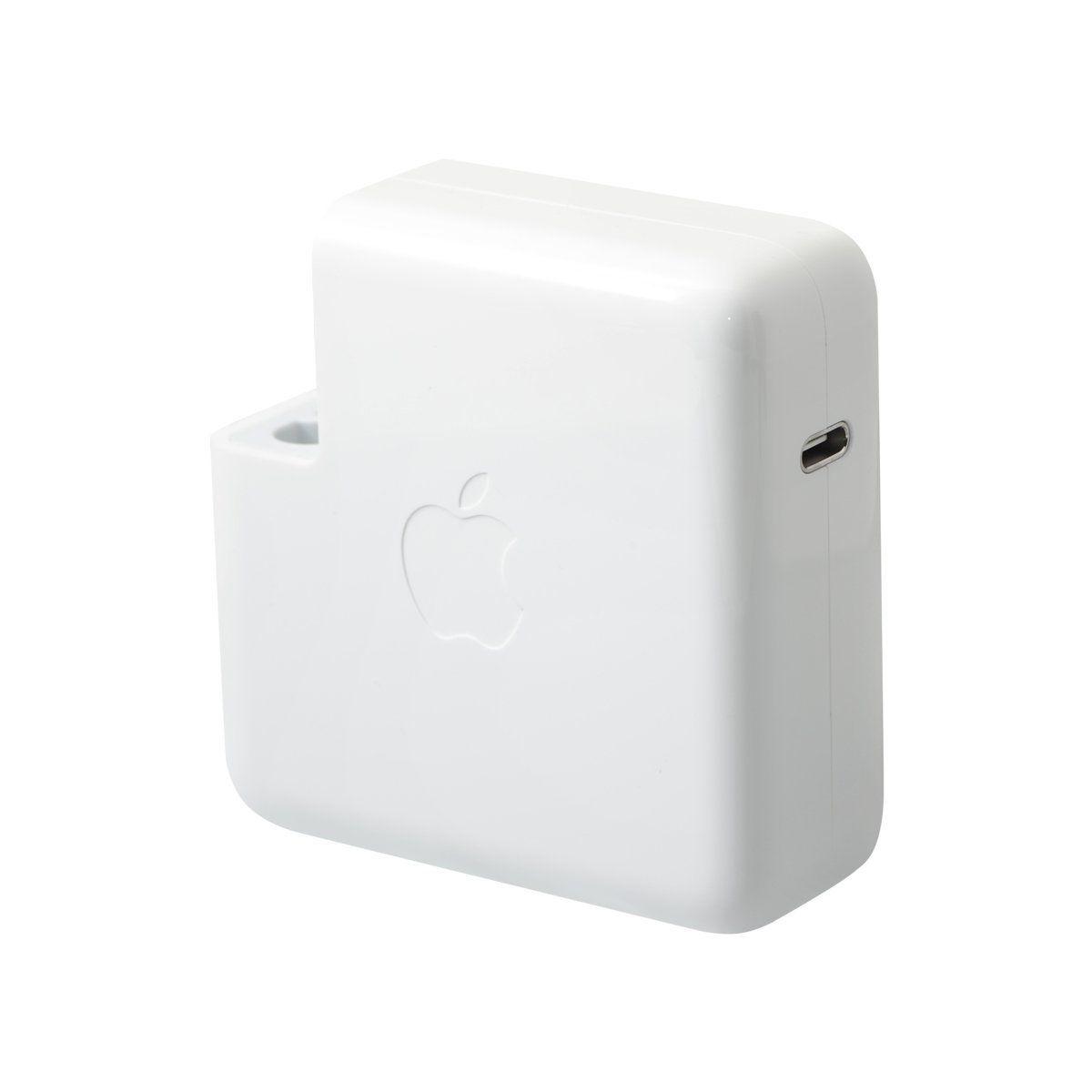 "Incarcator original Apple A1719 87W USB-C pentru MacBook Pro 15"" (2017) Touch Bar A1707 (Retina, Mid 2017) (Retina, Late 2016)"