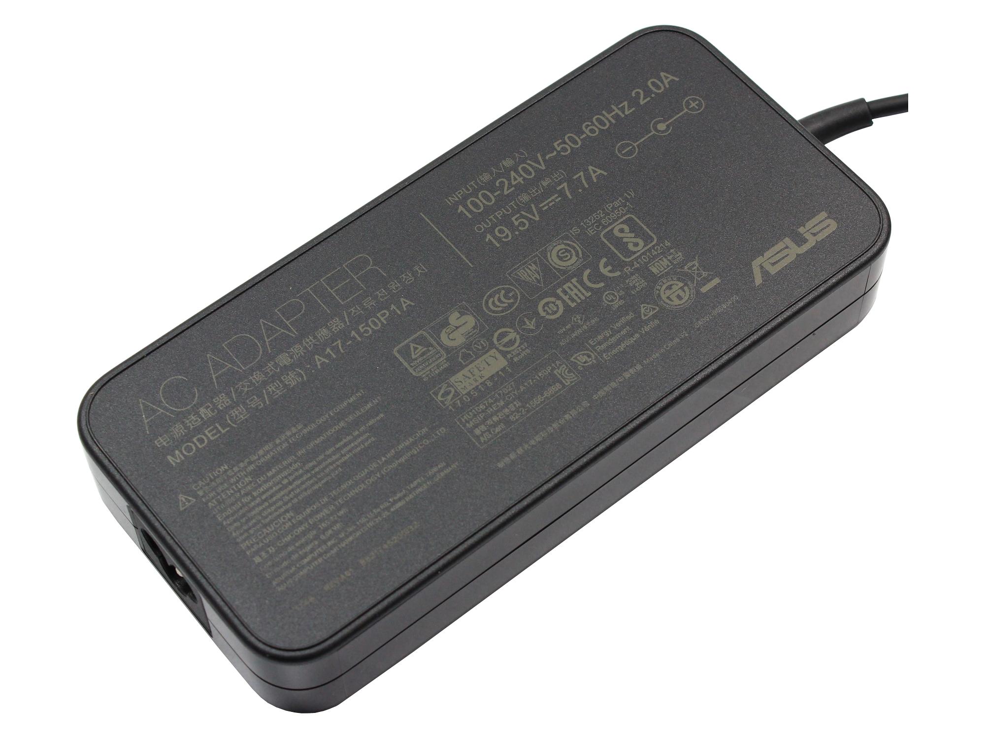 Incarcator original ASUS ROG TUF FX504GM, 150W conector 5.5mm