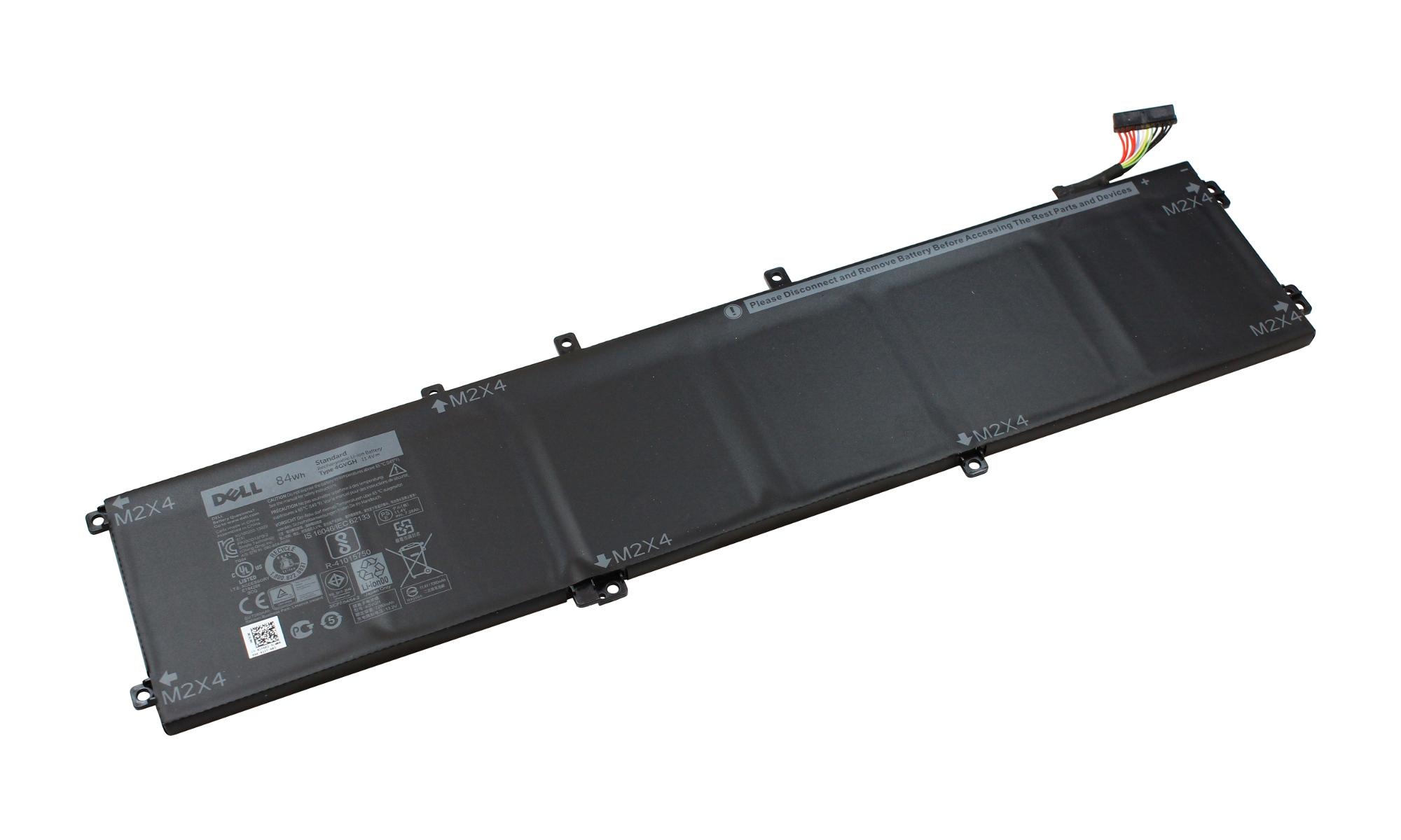 Baterie originala extinsa Dell Precision 15 5510, Type 4GVGH, 84Wh