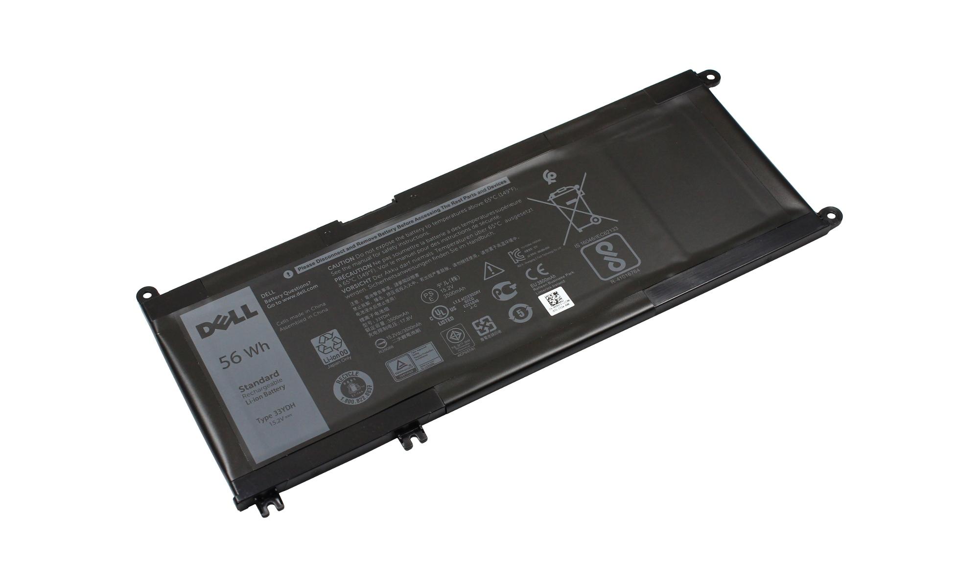 Baterie originala Dell Latitude 3380, 56Wh 4 celule