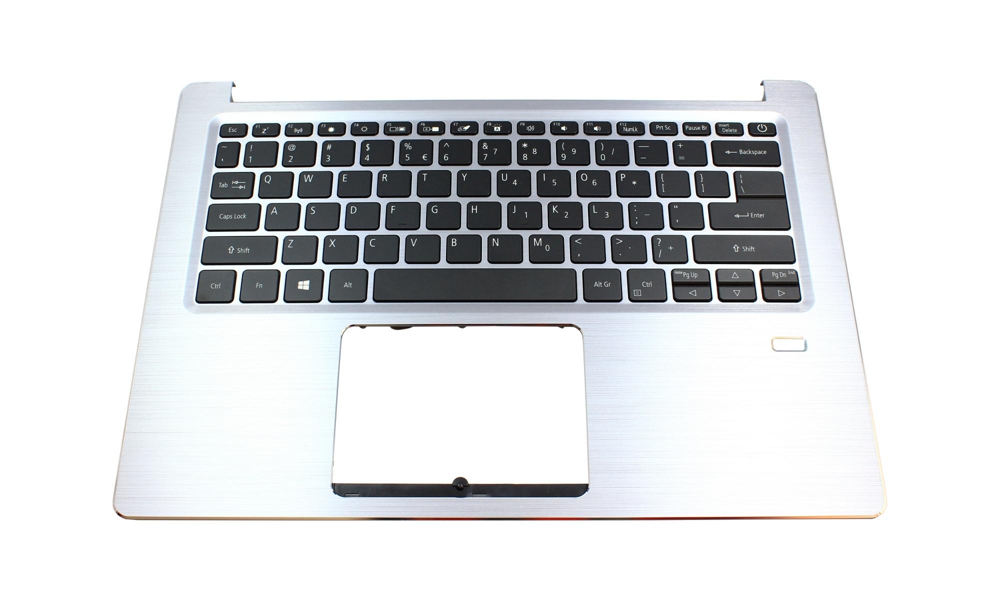 Carcasa superioara si tastatura originala Acer Swift 3 SF314-54, cu iluminare