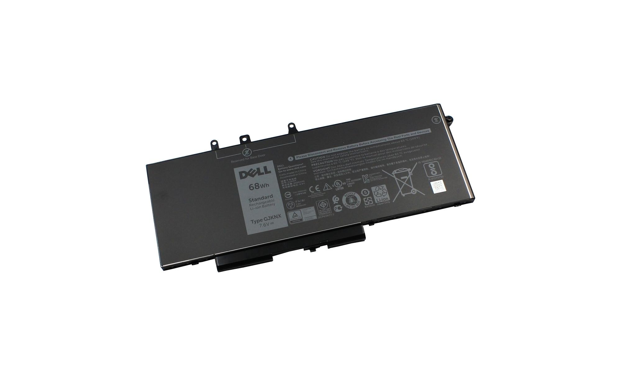 Baterie originala Dell Latitude 5490, 68Wh