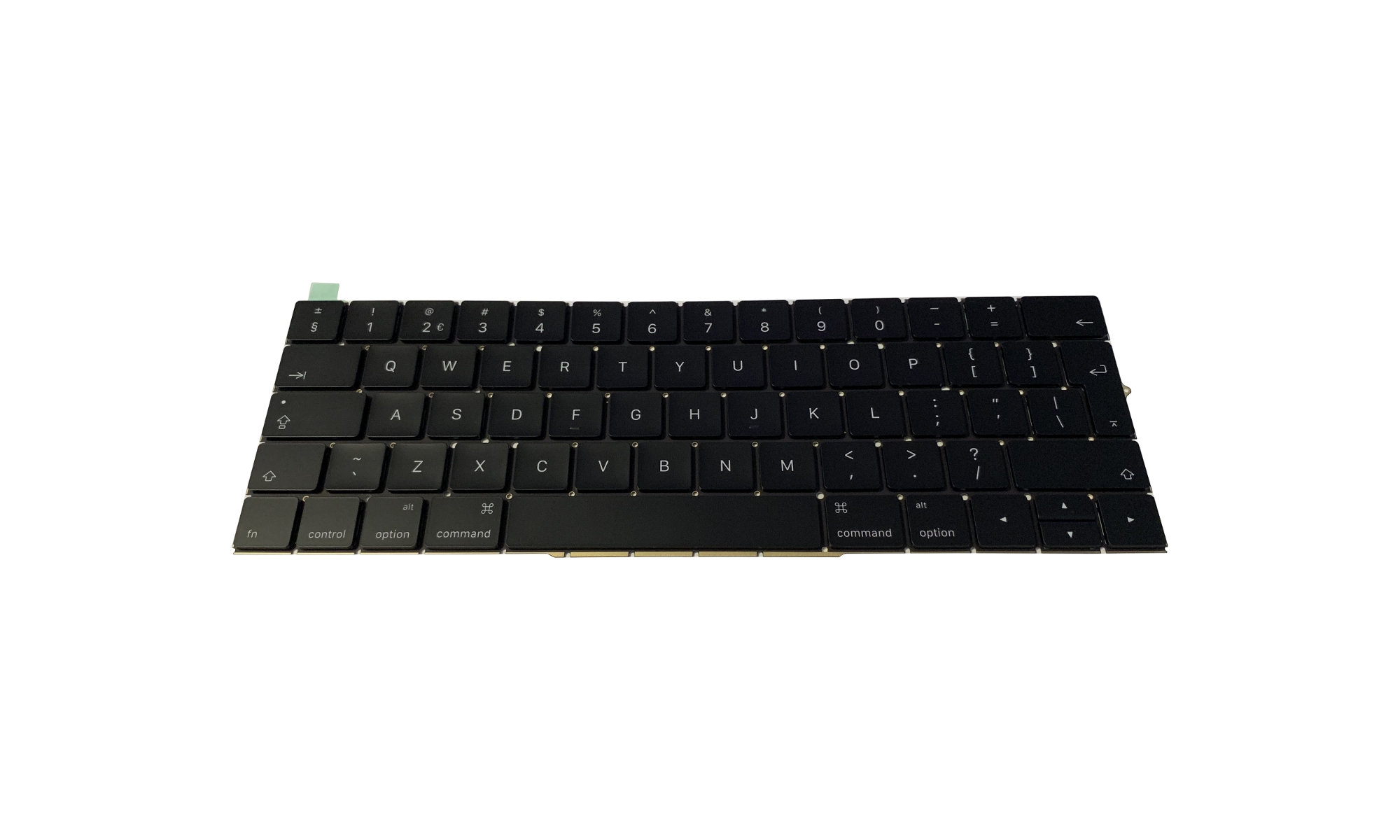 "Tastatura Apple MacBook Pro 13"" A1706, fara modul iluminare, layout UK"