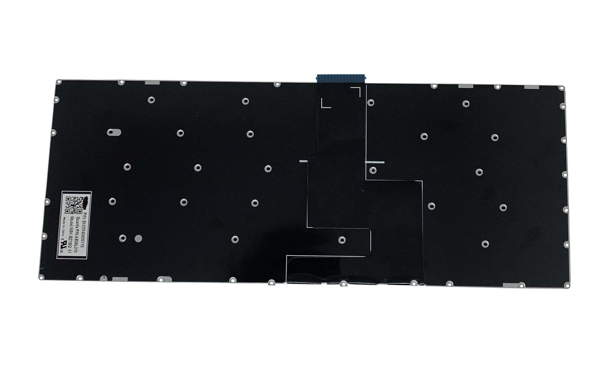 Tastatura compatibila Lenovo IdeaPad 330S-14AST TYPE 81F8, fara iluminare, layout US