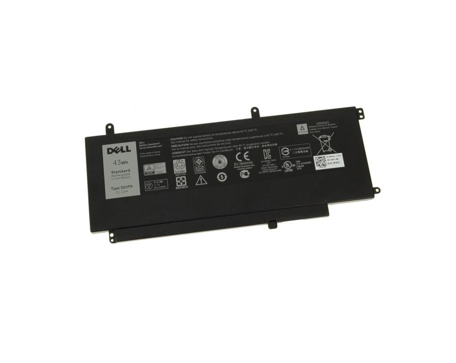 Baterie originala Dell Latitude 5289 2-in-1, Latitude 7389, Latitude 7390 2-in-1, model K5XWW, 60Wh