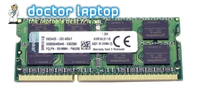 Memorie laptop Kingston 8GB 1600MHz DDR3 SODIMM