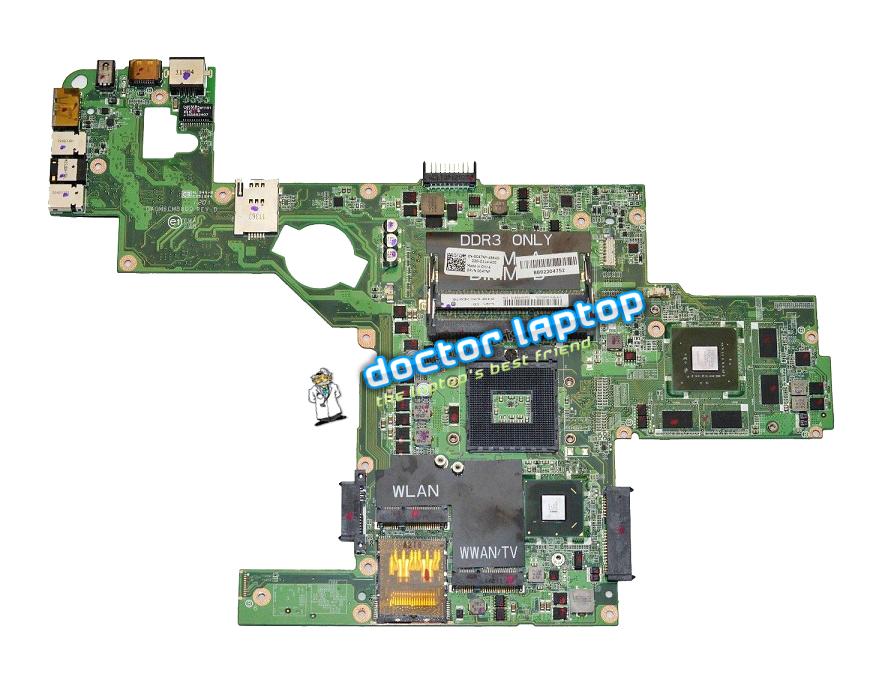 Placa de baza Dell XPS 15 L502X GT-525M