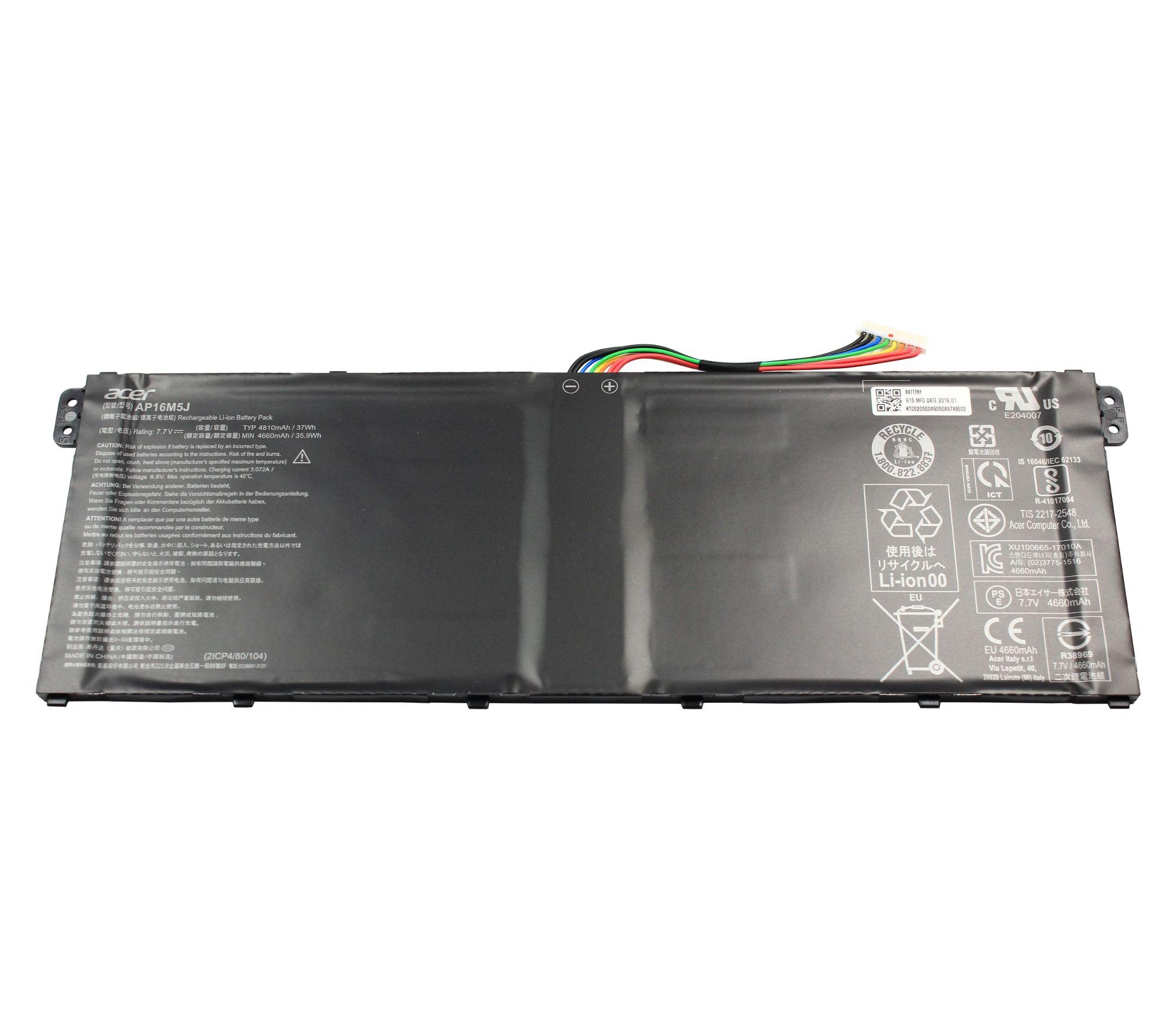 Baterie originala Acer Aspire A114-31 4660 mAh