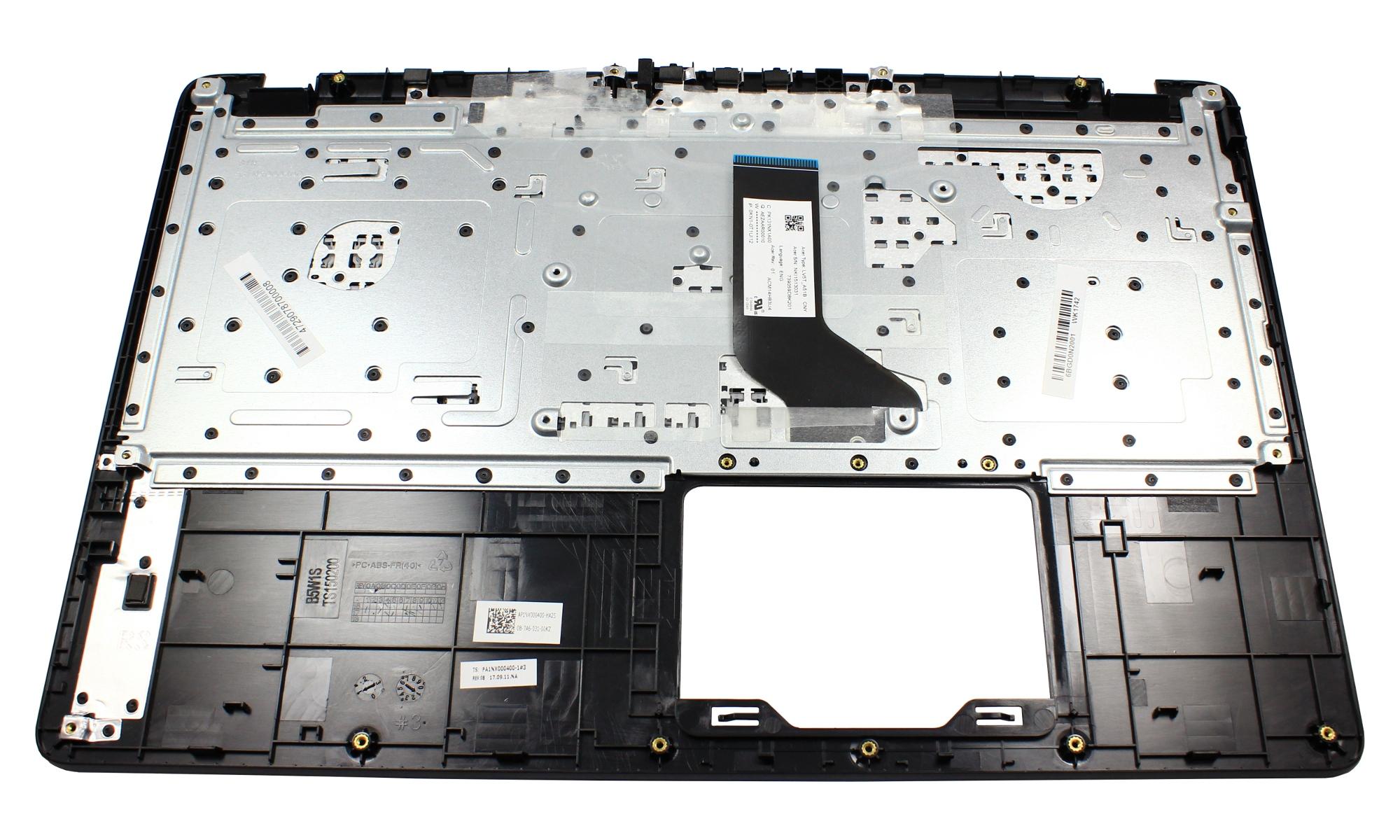 Carcasa superioara si tastatura Packard Bell EasyNote TE69AP