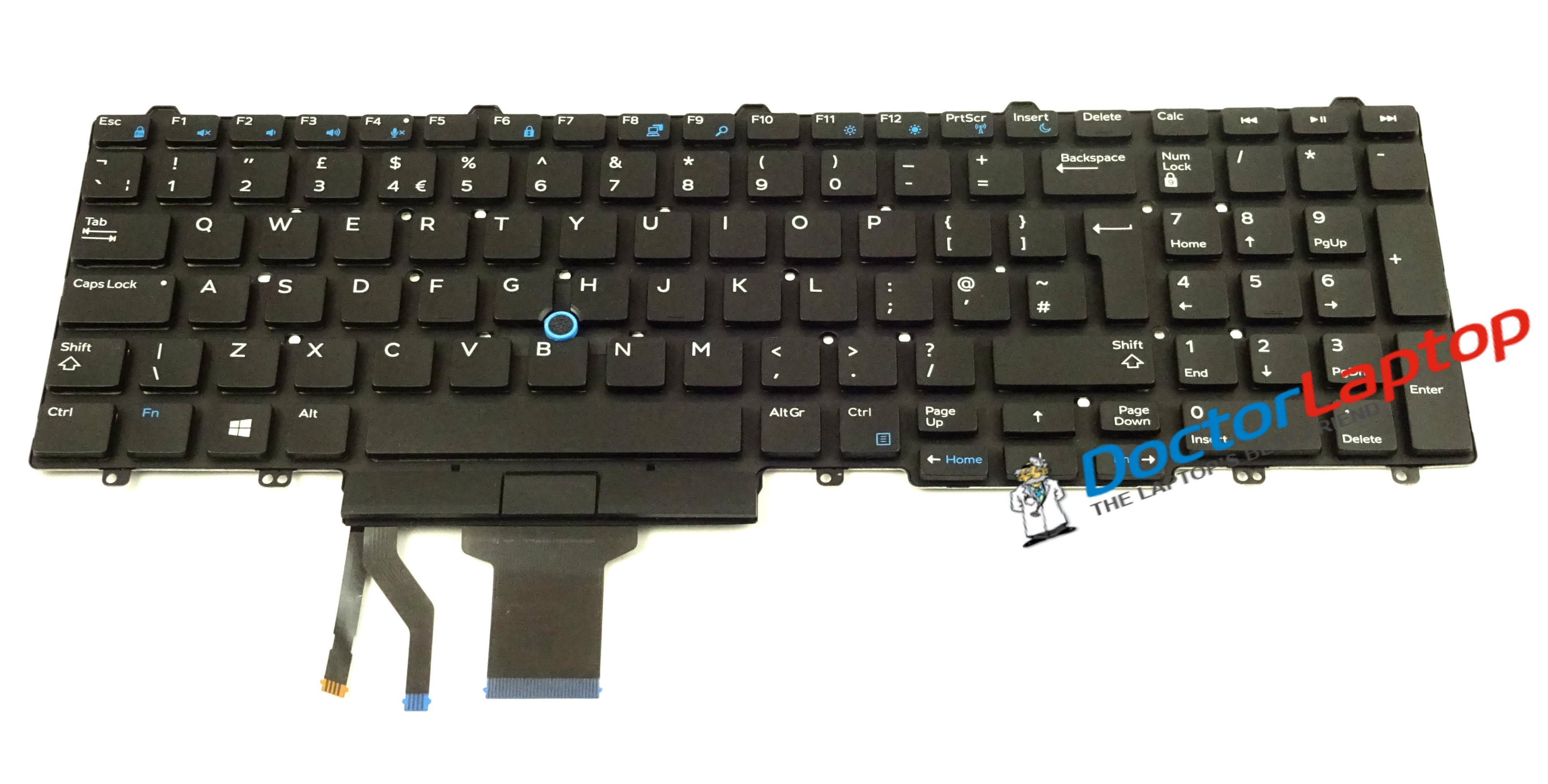 Tastatura laptop Dell Precision 3520 UK