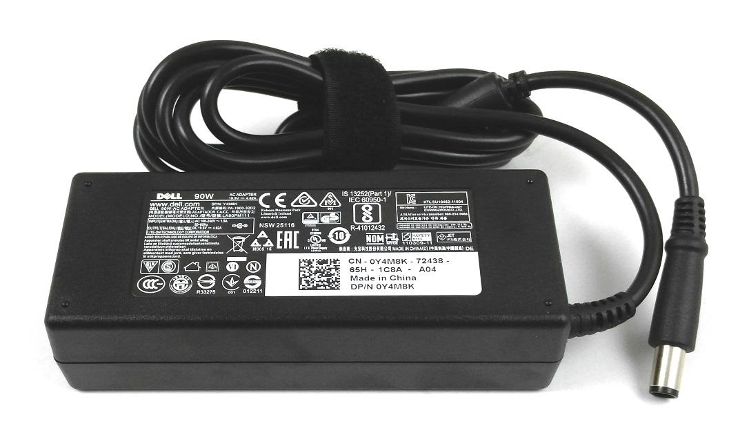 Incarcator Dell Latitude 3450, putere 90W, original