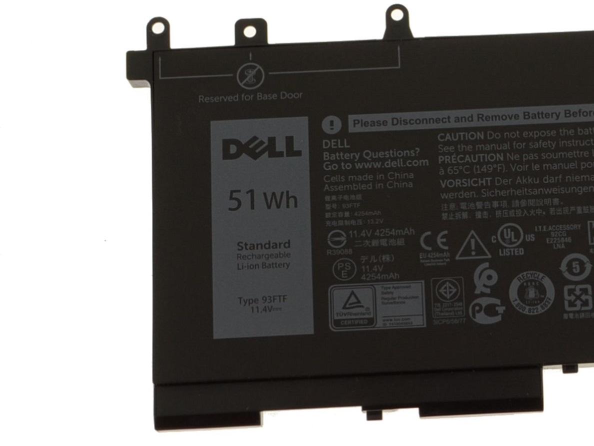 Baterie originala Dell Latitude 5590 3 celule 51Wh