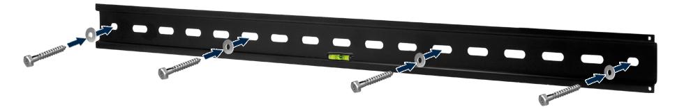 Suport profesional pentru televizor 42 - 80 inch ARCTIC TV Basic L, ultra-slim