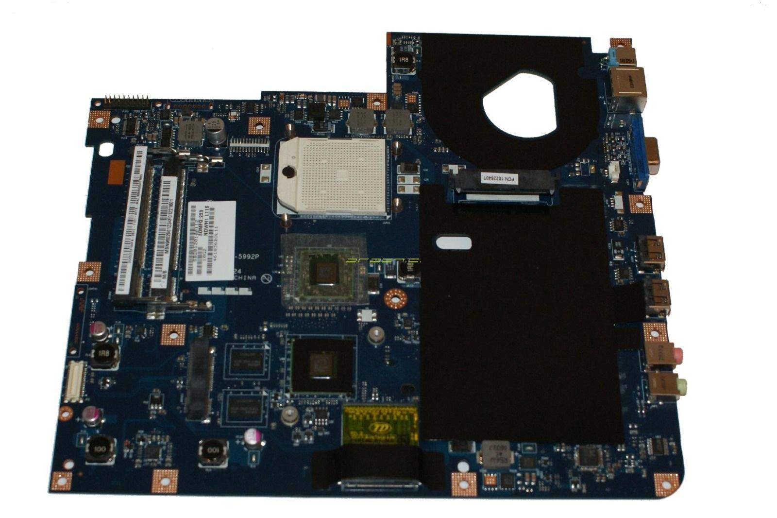 Placa de baza EMACHINES G630G, model MB.N9602.001, Socket S1 AMD, AMD HD4570