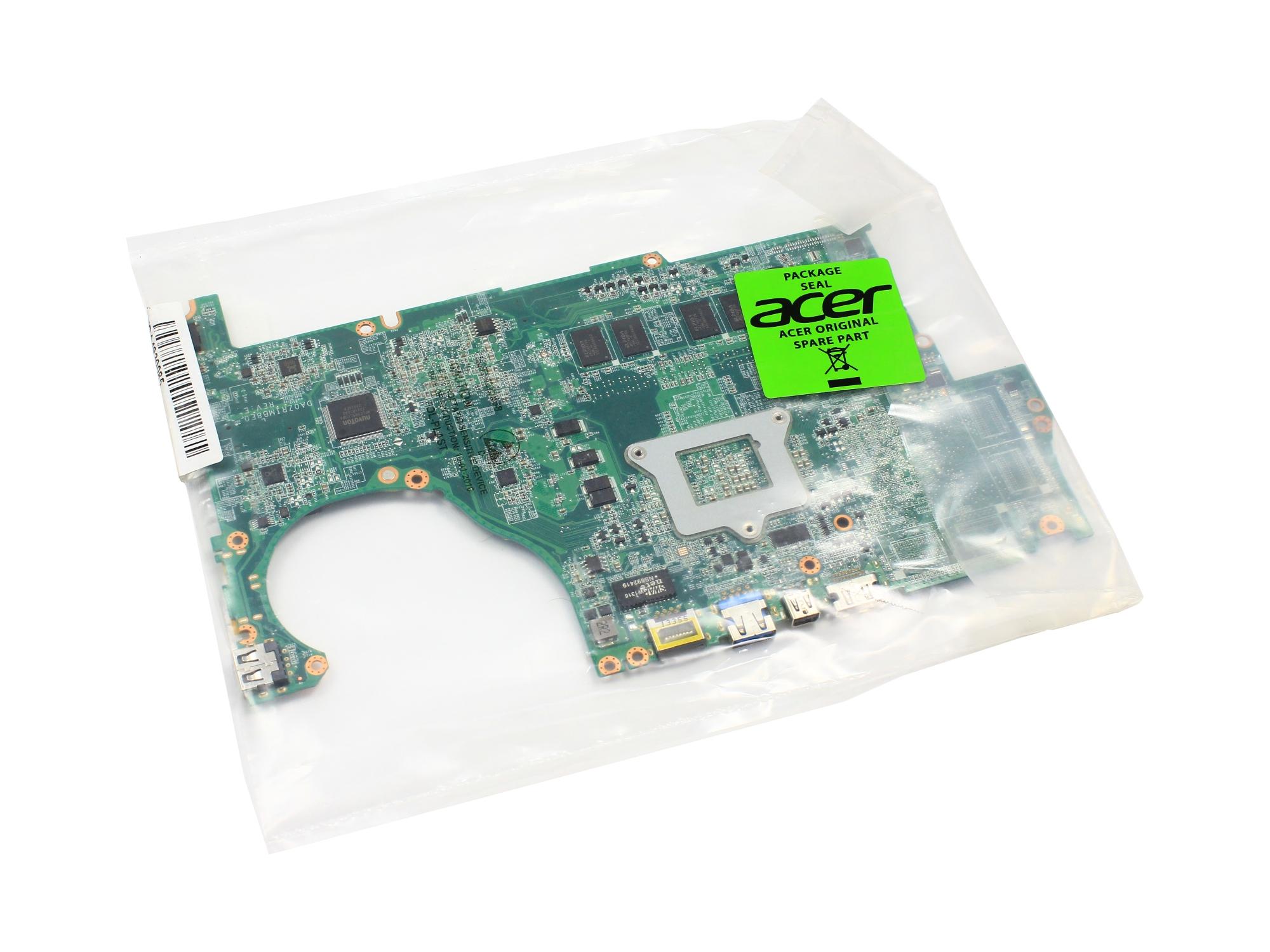 Placa de baza Acer Aspire V5-552, V5-552p model NB.MBJ11.001 cu procesor AMD A10-5757M CPU