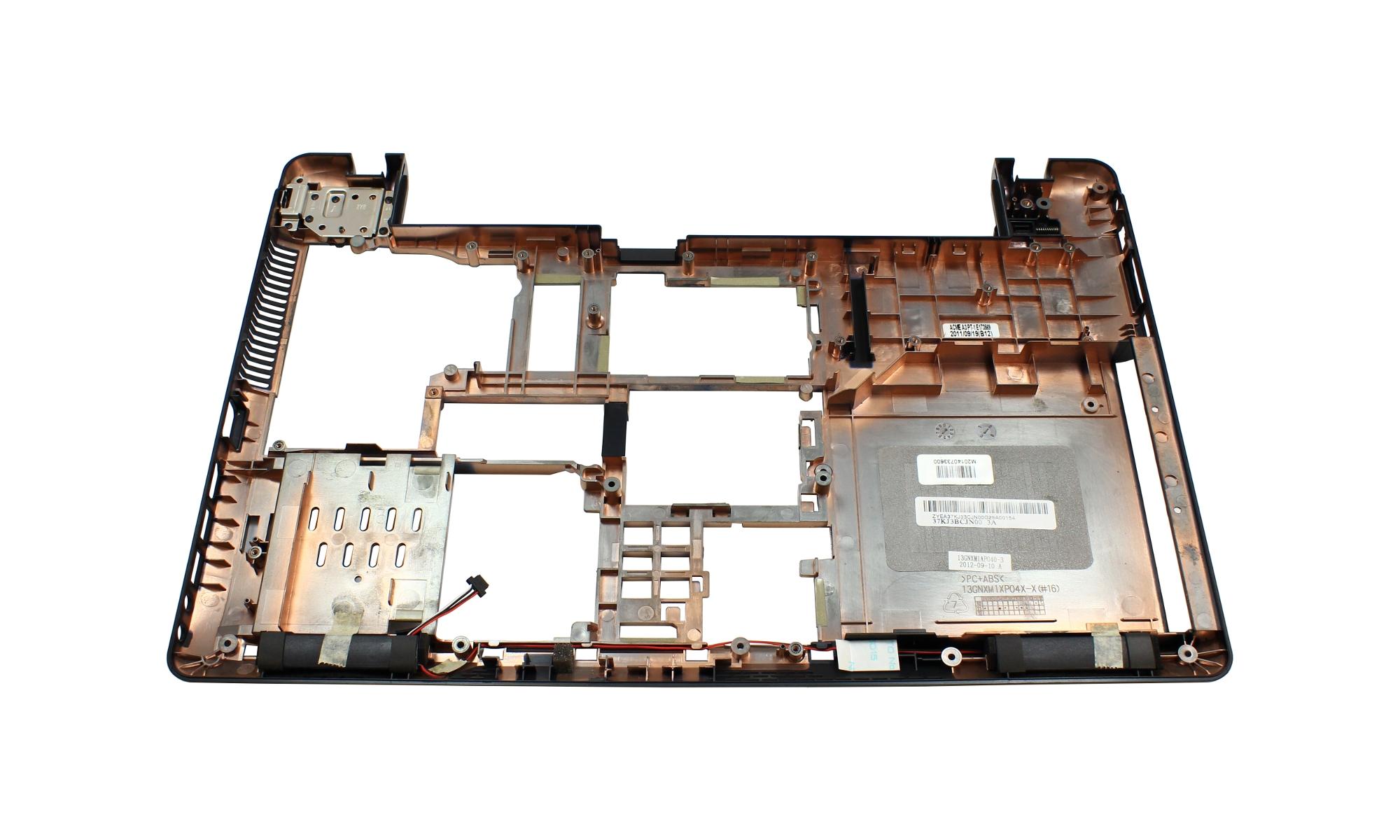Carcasa inferioara originala Asus 13GNXM1AP041-1, 13GNXM1AP040-3