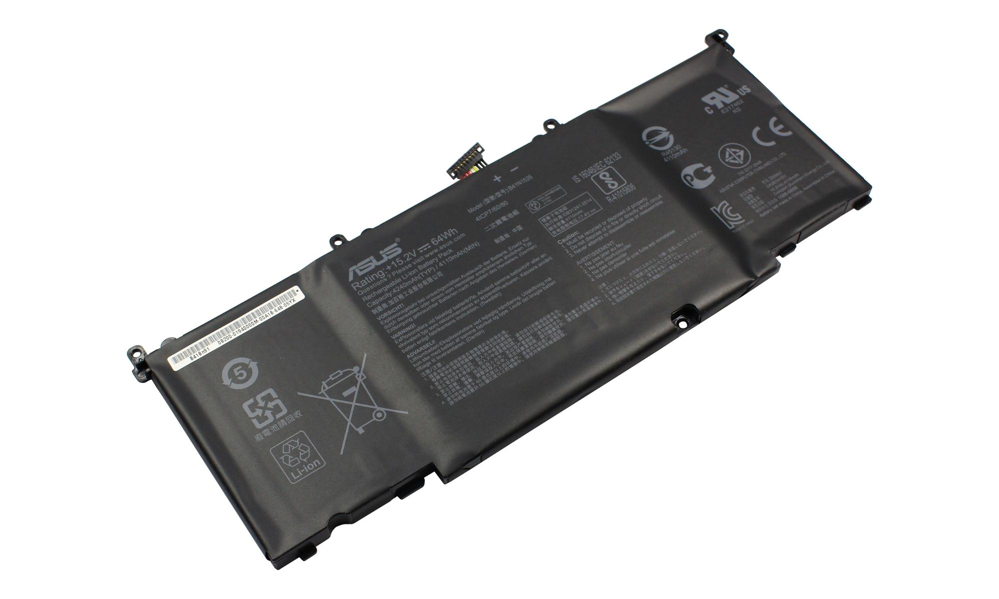 Baterie originala Asus GL502VMK, 8 celule