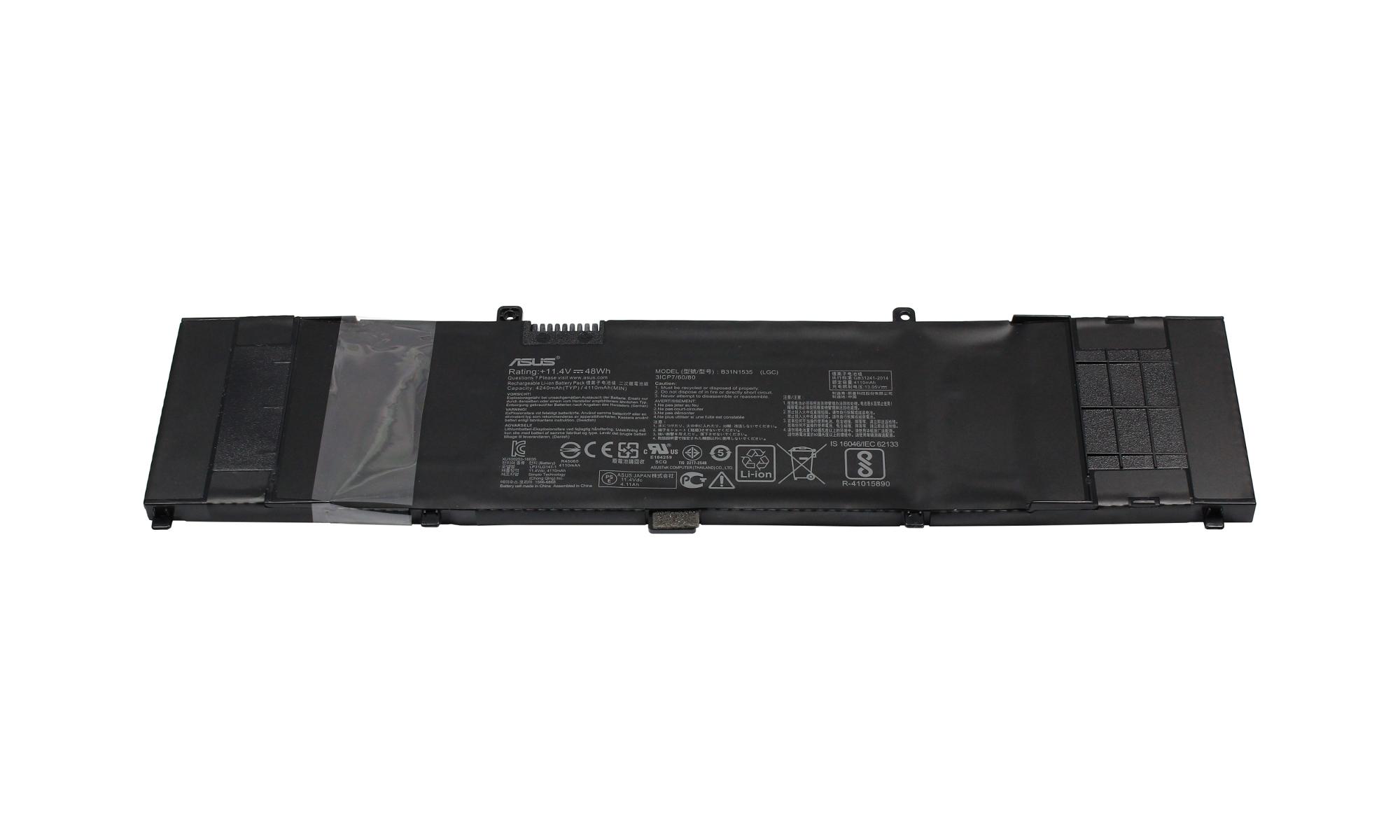Baterie originala Asus UX410UA, 3 celule 48Wh