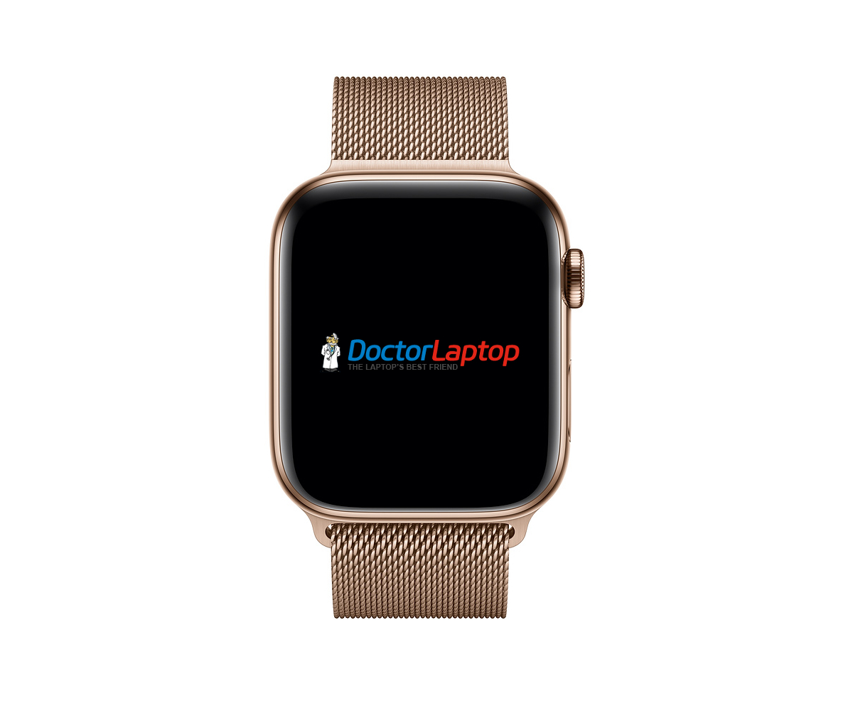 Curea Apple Watch 42mm, Stainless steel compatibila cu Apple Watch 4, Seria 3, Seria 2, Seria 1, masura M/L (Milanese Gold), model DRLN0023