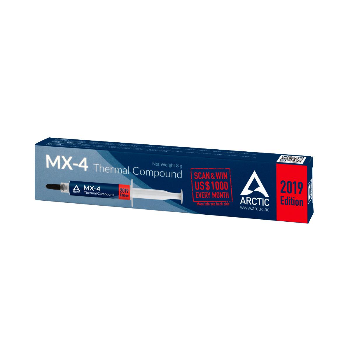 Pasta termoconductoare Arctic cooling MX-4 tub 8g