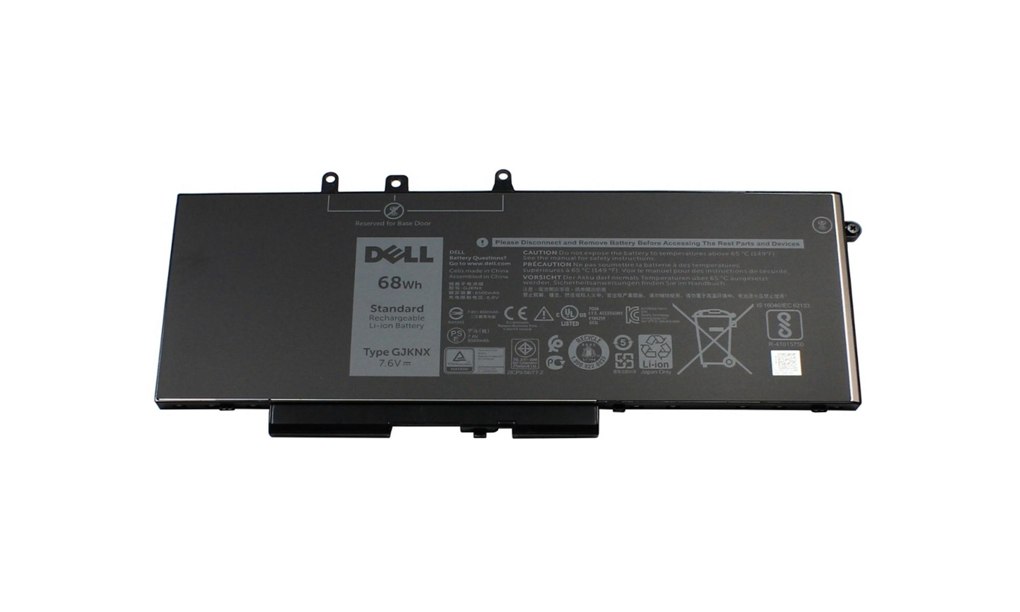 Baterie originala Dell Precision 3520, 68Wh
