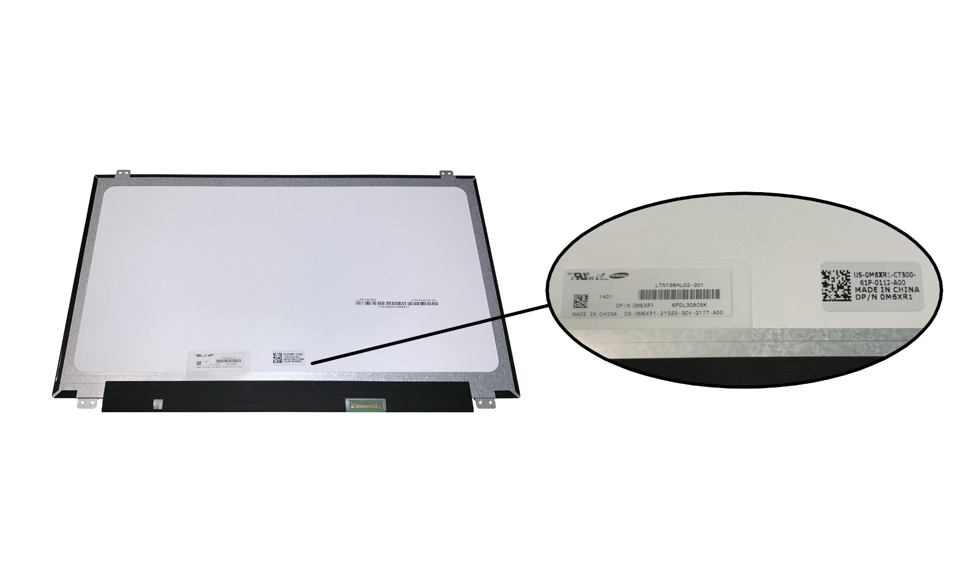 Display laptop Dell Precision M2800, rezolutie FHD, 15.6''