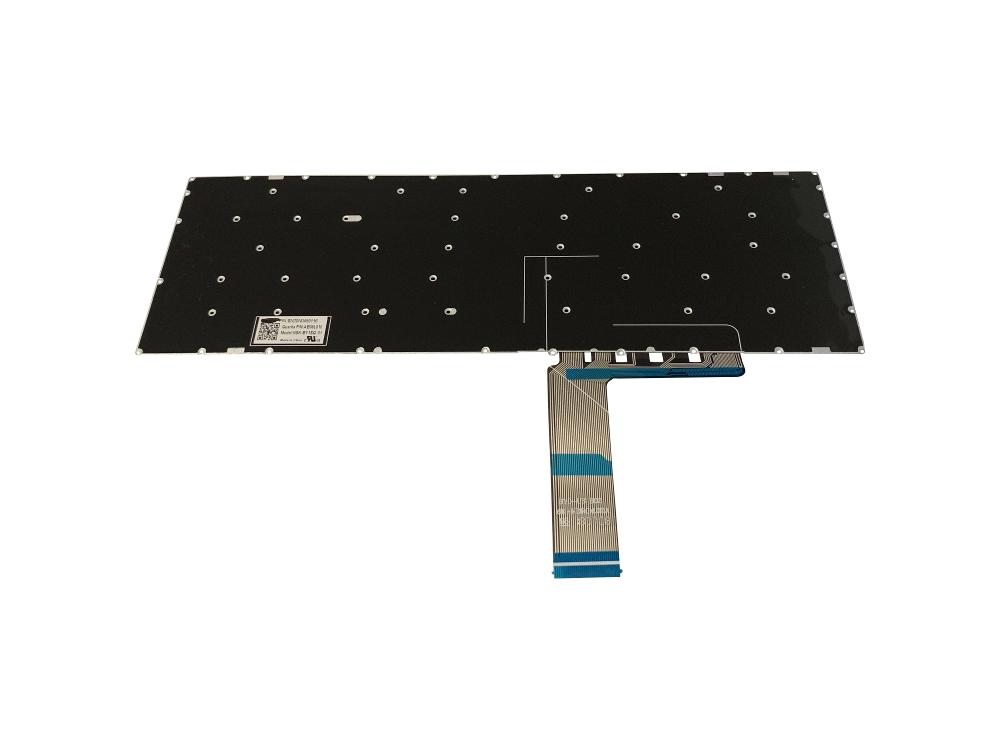 Tastatura compatibila Lenovo IdeaPad 330S-15ARR Type 81FB, Layout US, fara iluminare