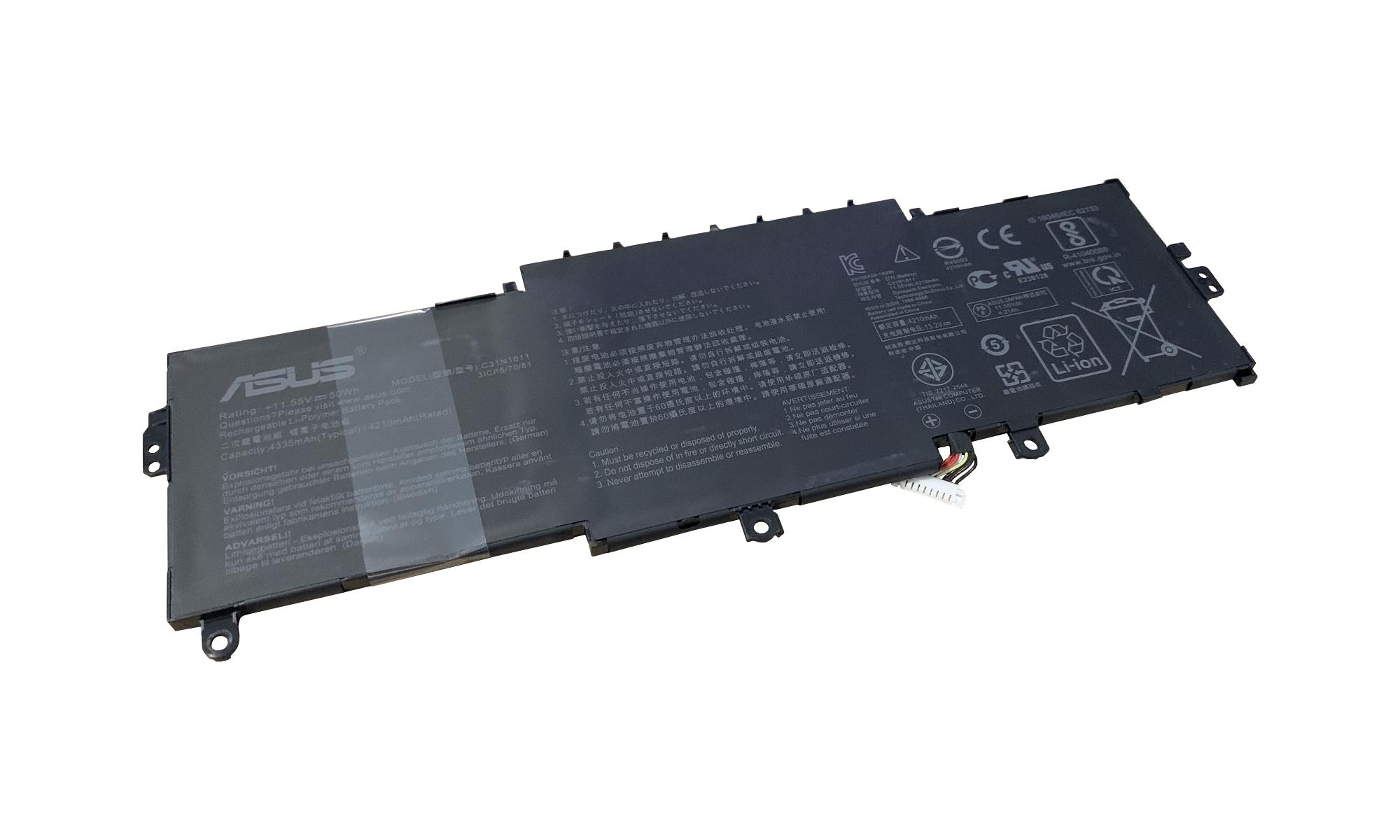 Baterie originala Asus 0B200-03080000, C31N1811, 50Wh