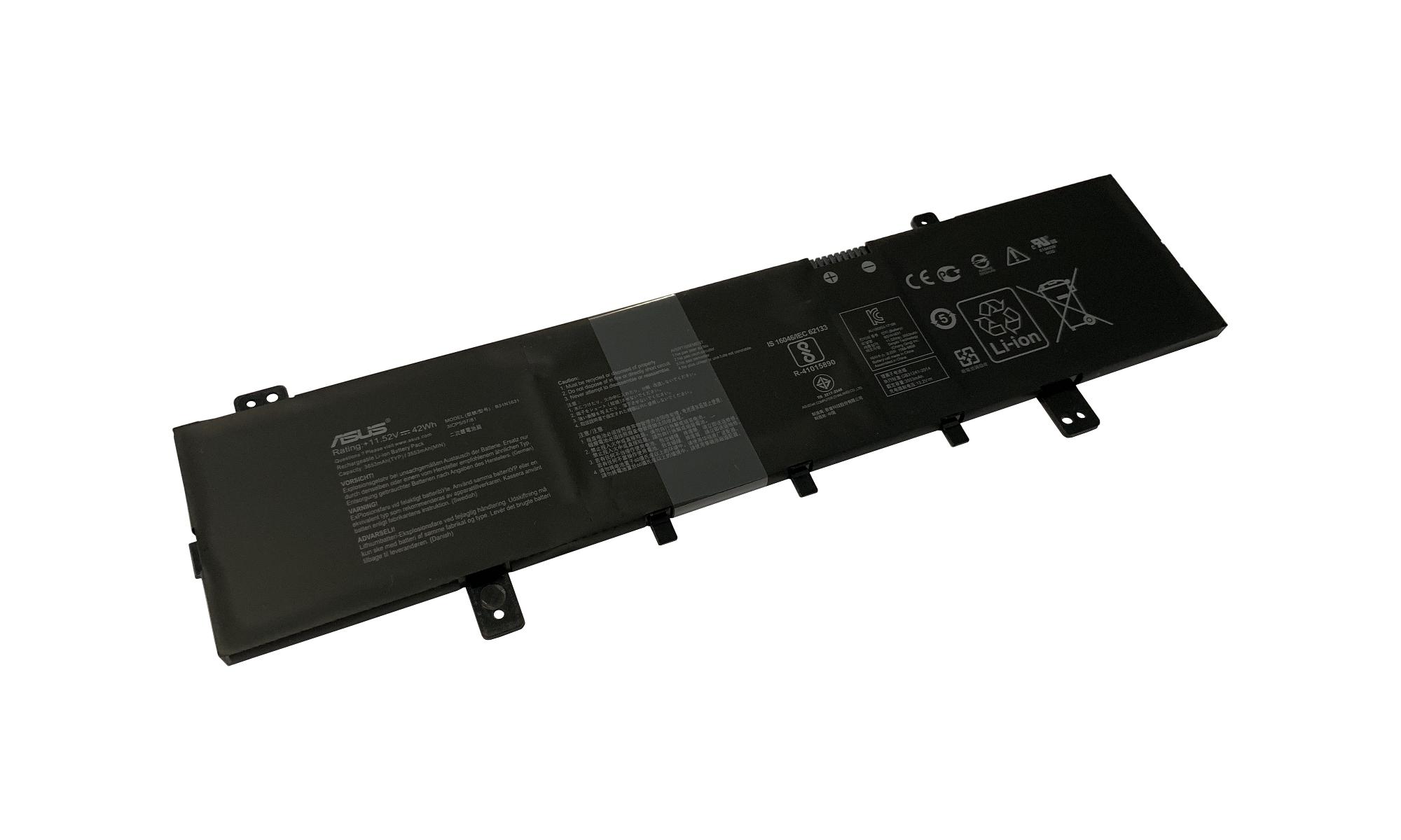 Baterie originala Asus VivoBook 15 X505BA, 42Wh