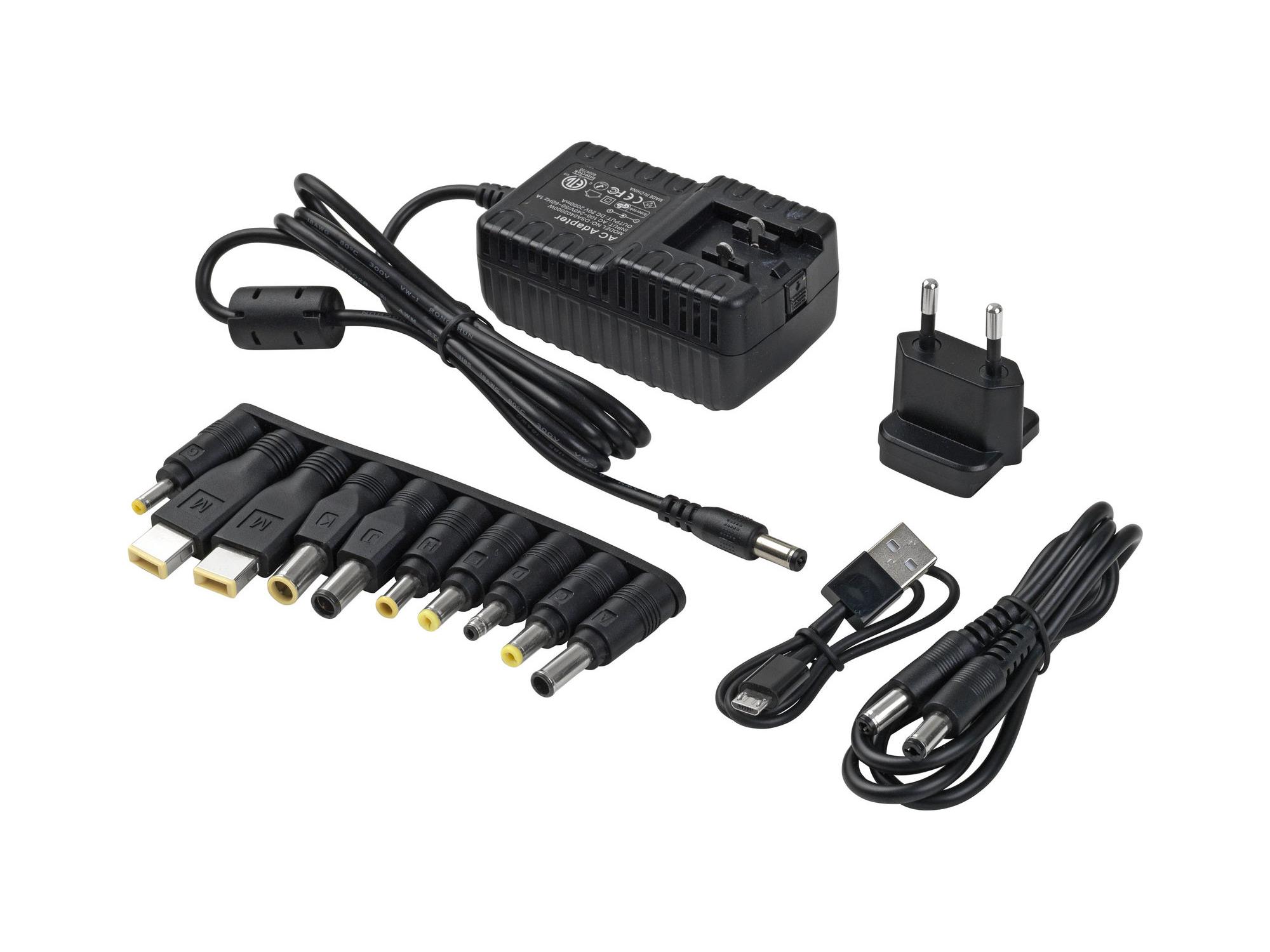 Baterie externa eStuff pentru laptop, smartphone, tableta, 32000mAh