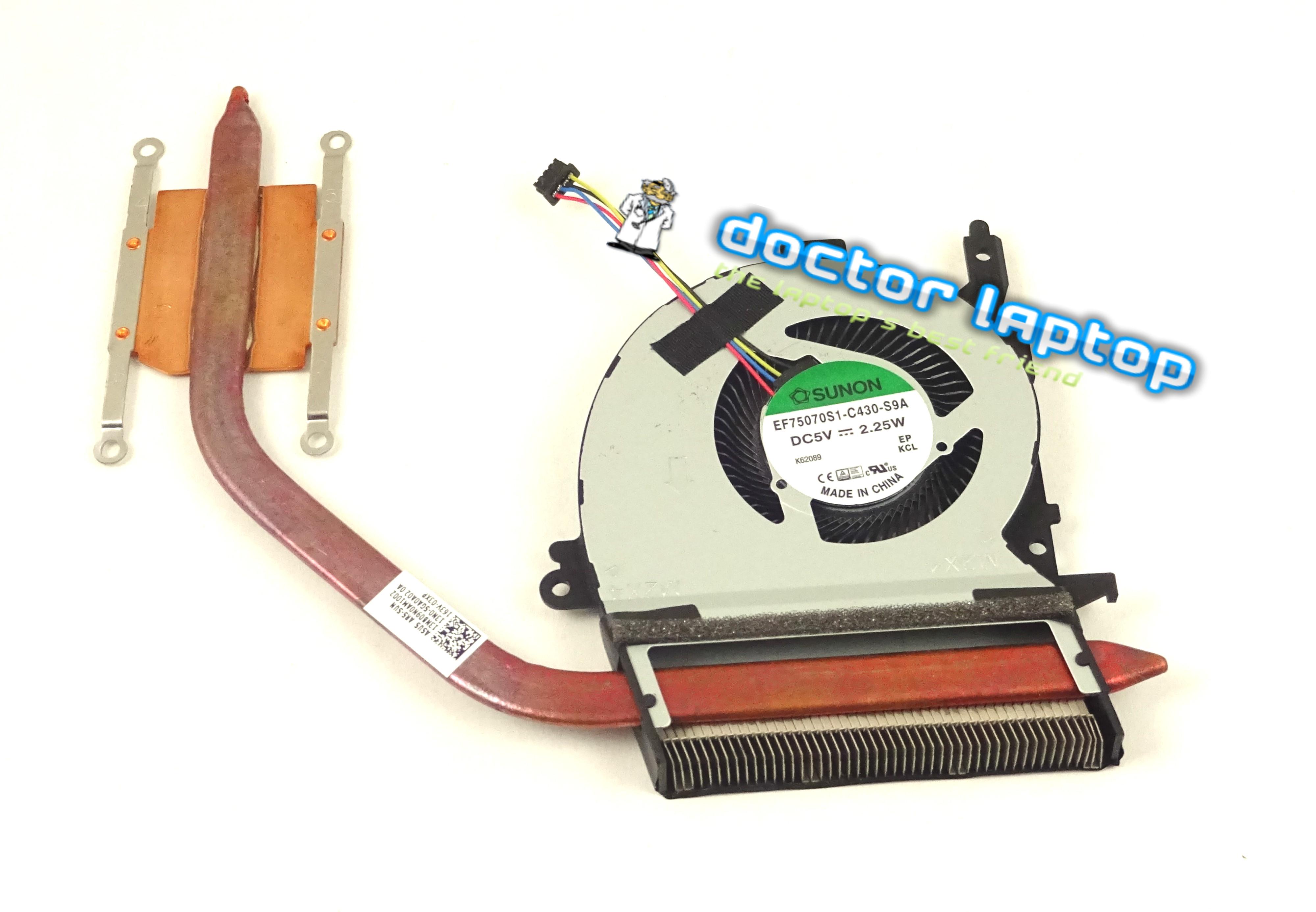 Sistem racire laptop Asus R457UA