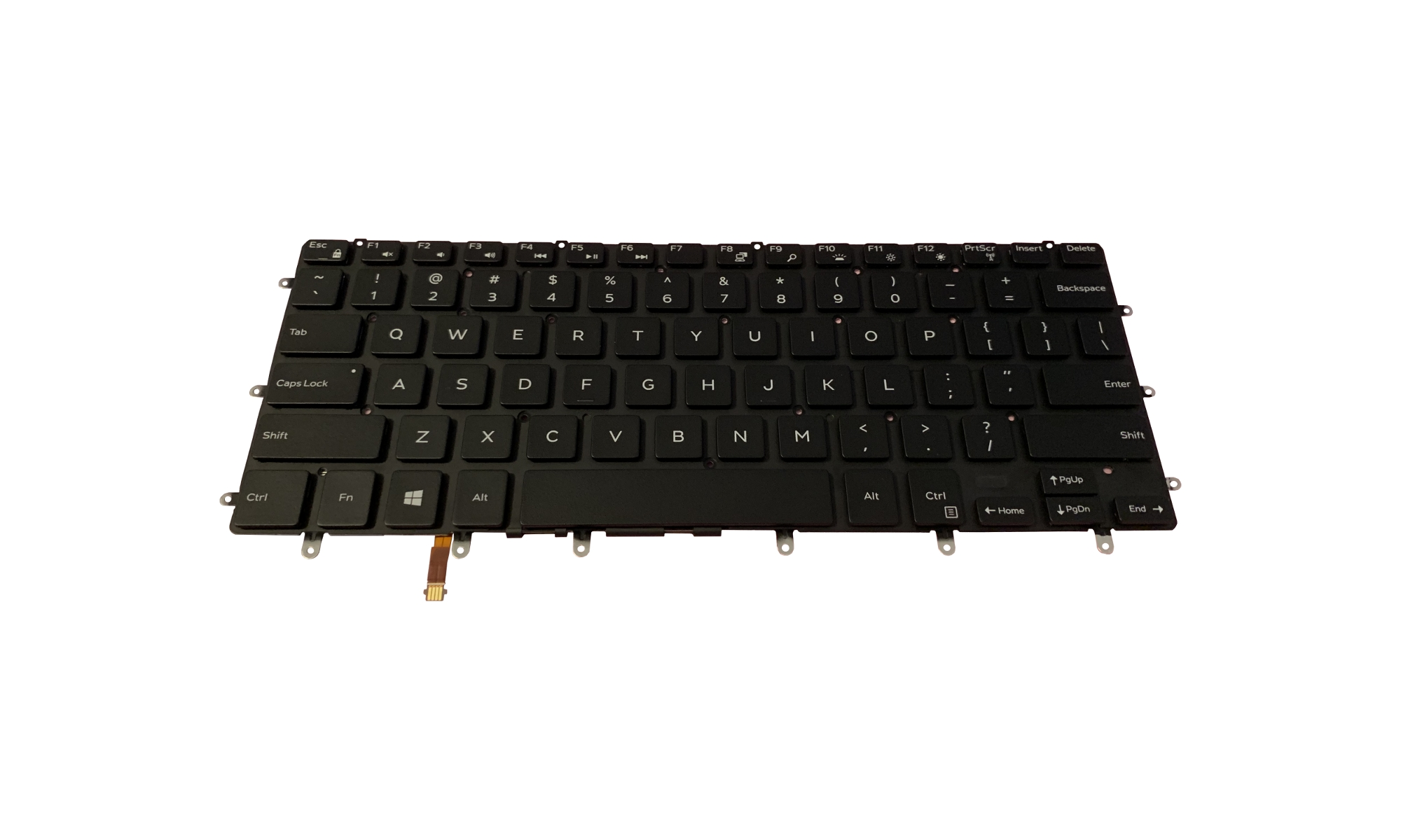 Tastatura originala Dell Precision 5510 iluminata, layout US