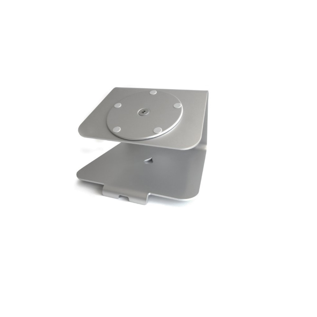 Suport Rain Design Laptop Stand, Space Gray pentru Apple MacBook Pro Retina Touch Bar, mStand cu rotire la 360 grade