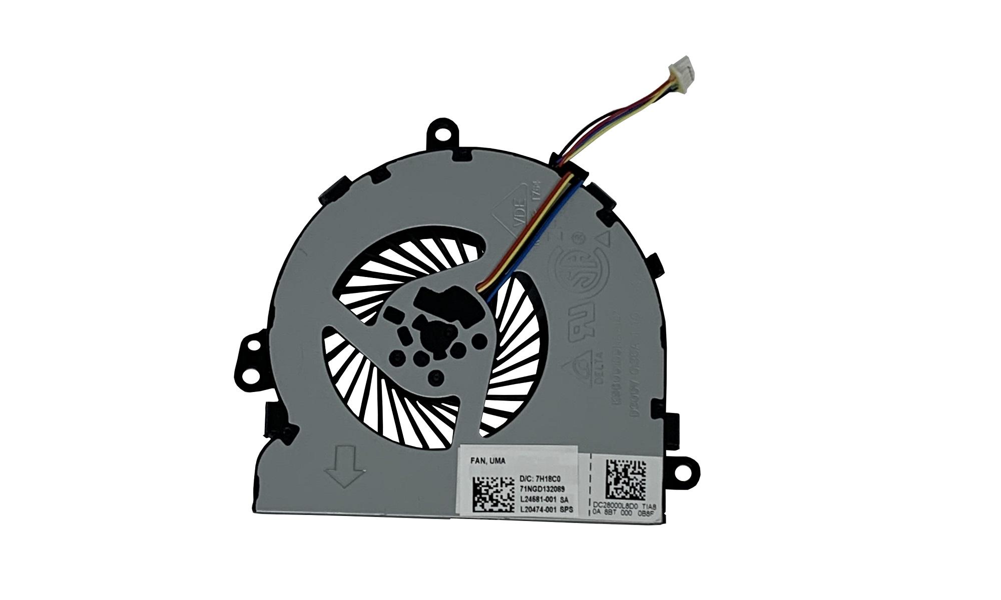 Cooler original HP 250 G7