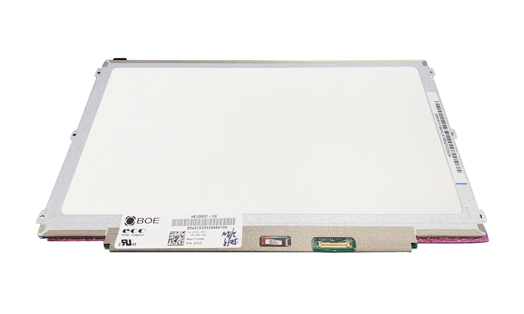 Display original Dell Latitude E7240, E7250, E5250, E5270, E7270, model HB125WX1-100, mat, rezolutie HD