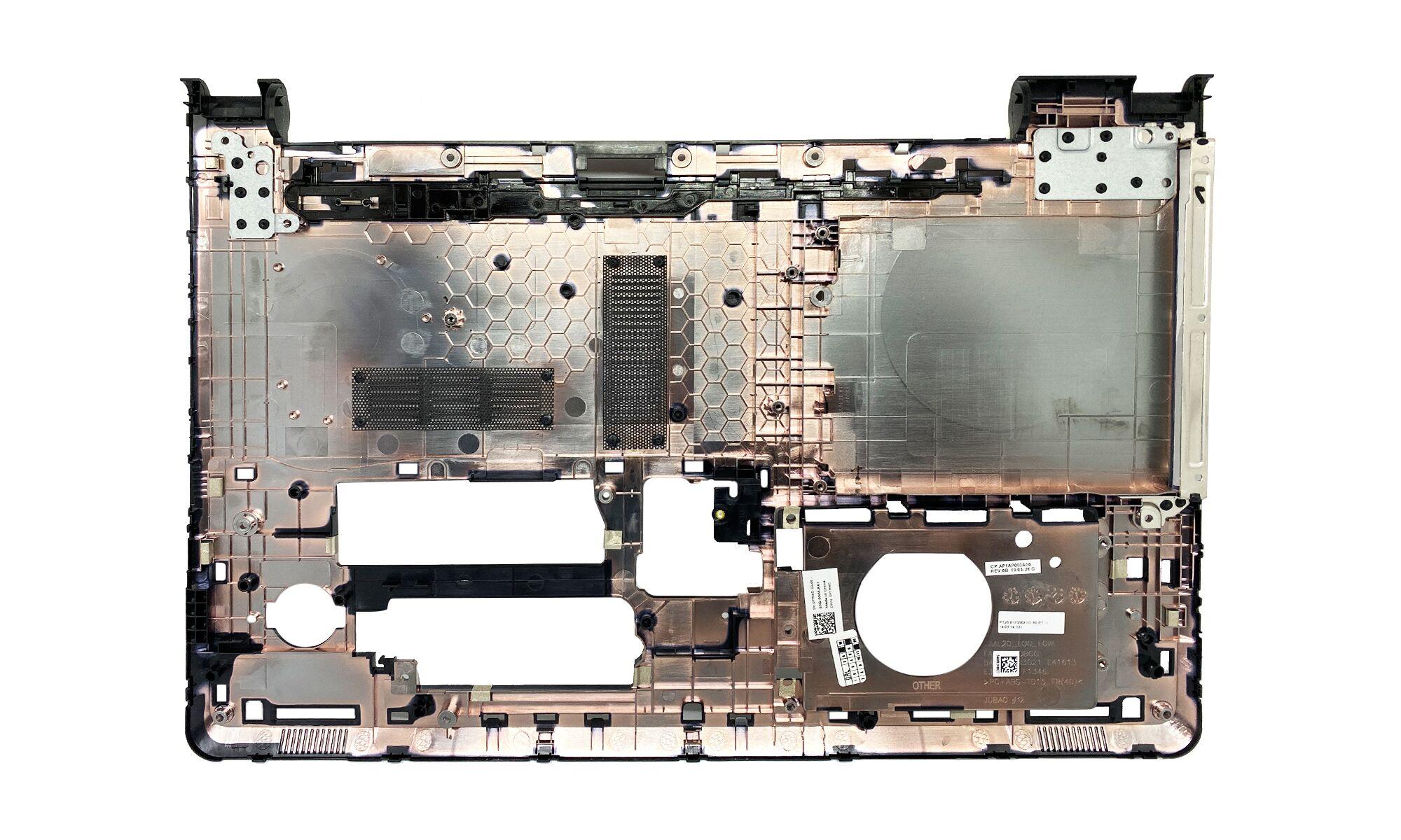 Carcasa inferioara originala Dell Inspiron 5552, 15 5551, 15 5558, 15 5559, Vostro 15 3558, model PTM4C