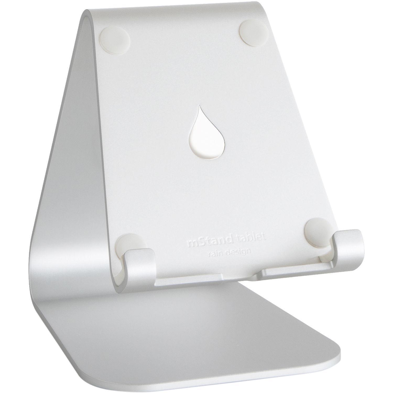 Suport Rain Design mStand Tablet Stand, Silver, pentru Apple iPad