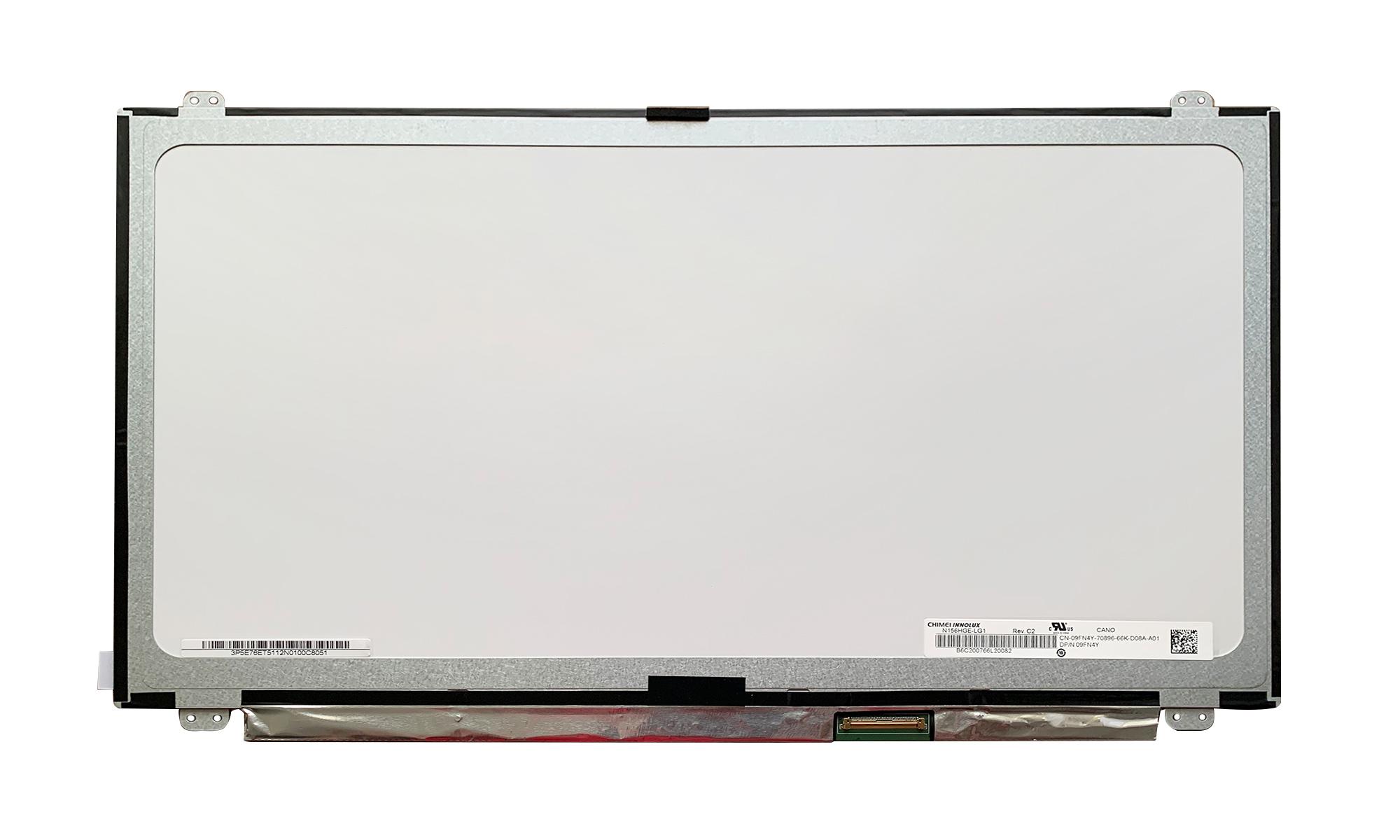 Display original Dell N156HGE-LG1, 15.6 slim, 40 pini, FHD, mat