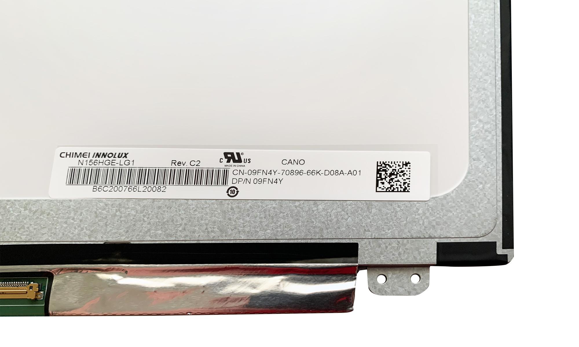 Display original Dell Latitude E5540, E6540, FHD, mat