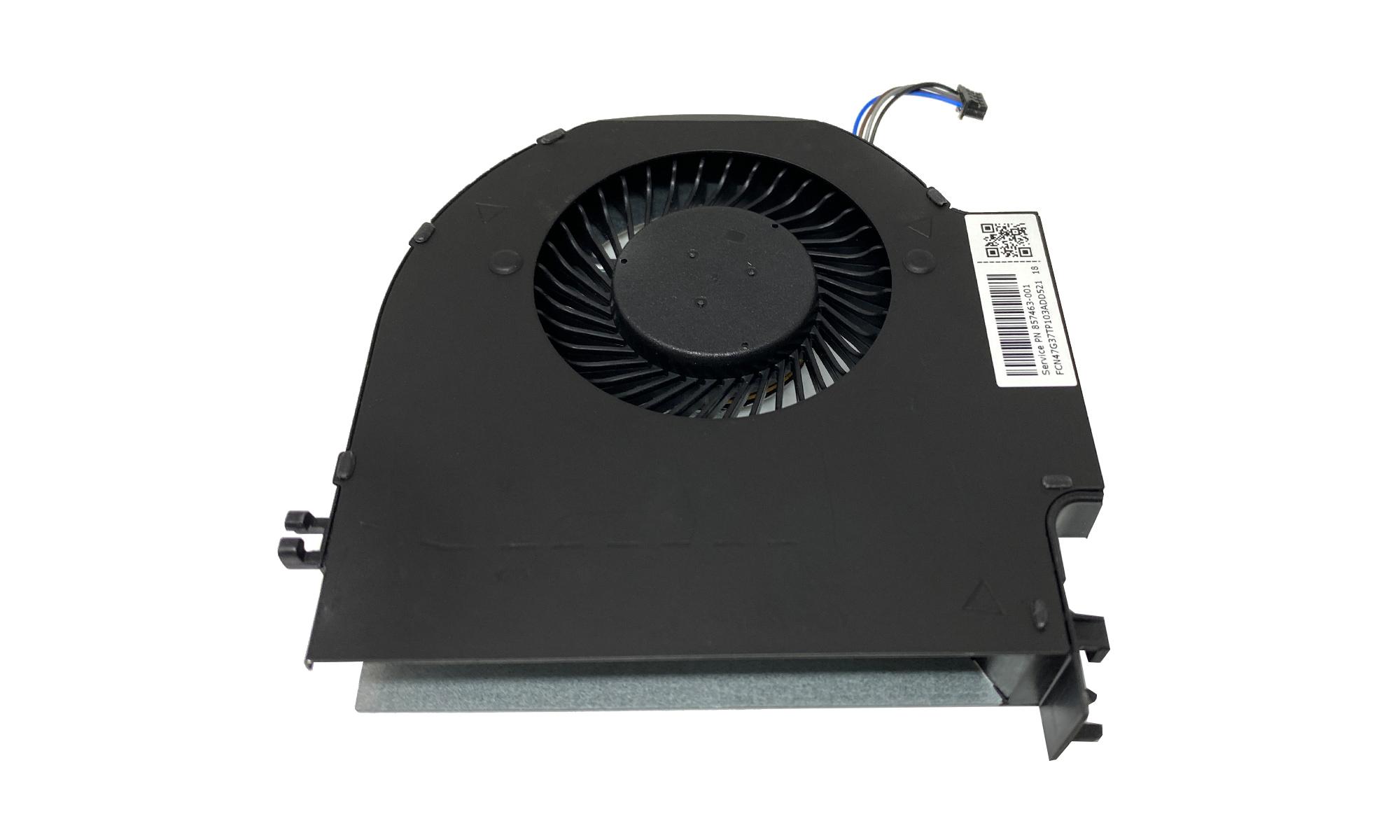 Cooler original HP OMEN 17-W (de la 17-w001 pana la 17-w099 si de la 17-w201 pana la 17-w299), model 857463-001