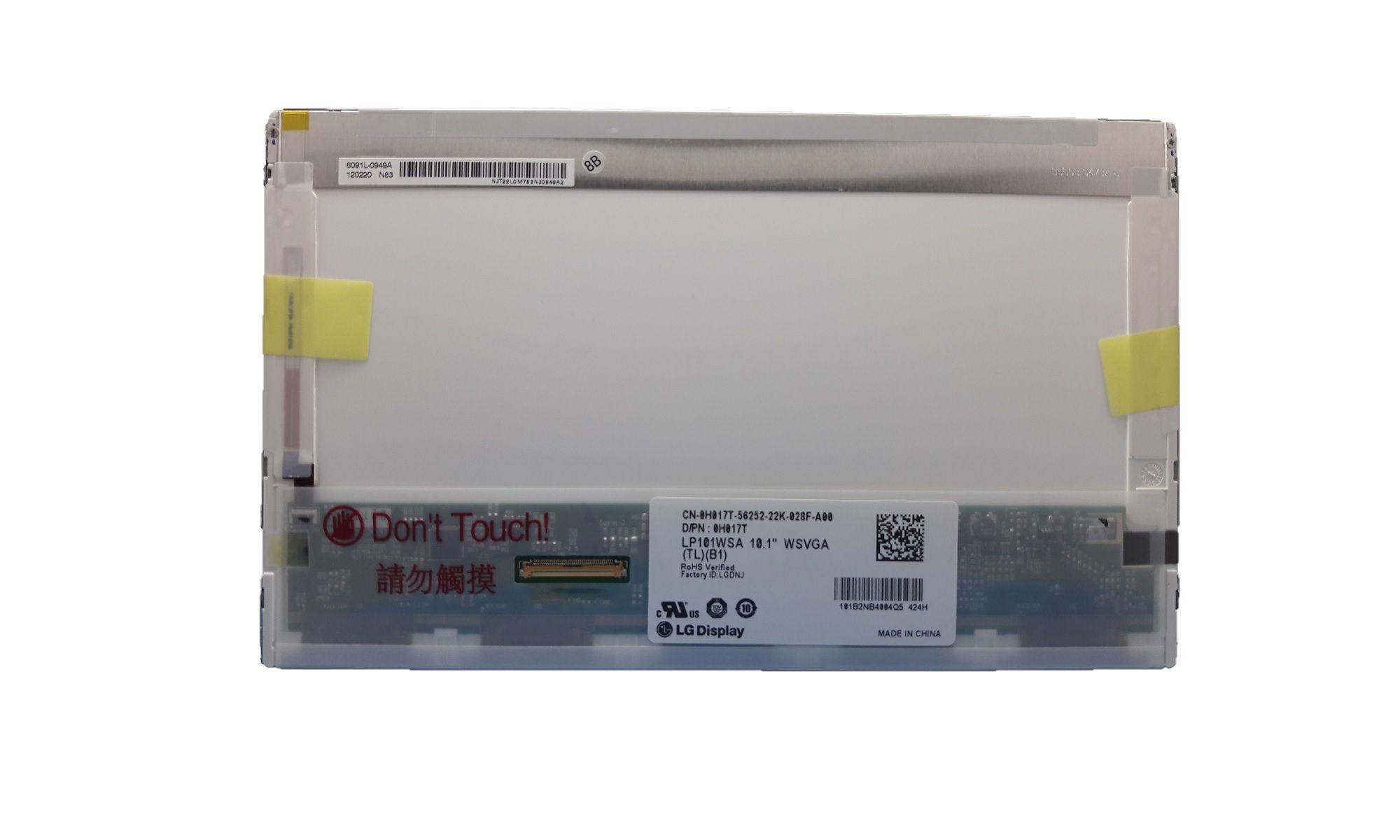 Display laptop Acer Aspire KAV60, Aspire One 532, 532H, 632H, AO531h, AO532h, AOD250, eMachines eM250, eM350