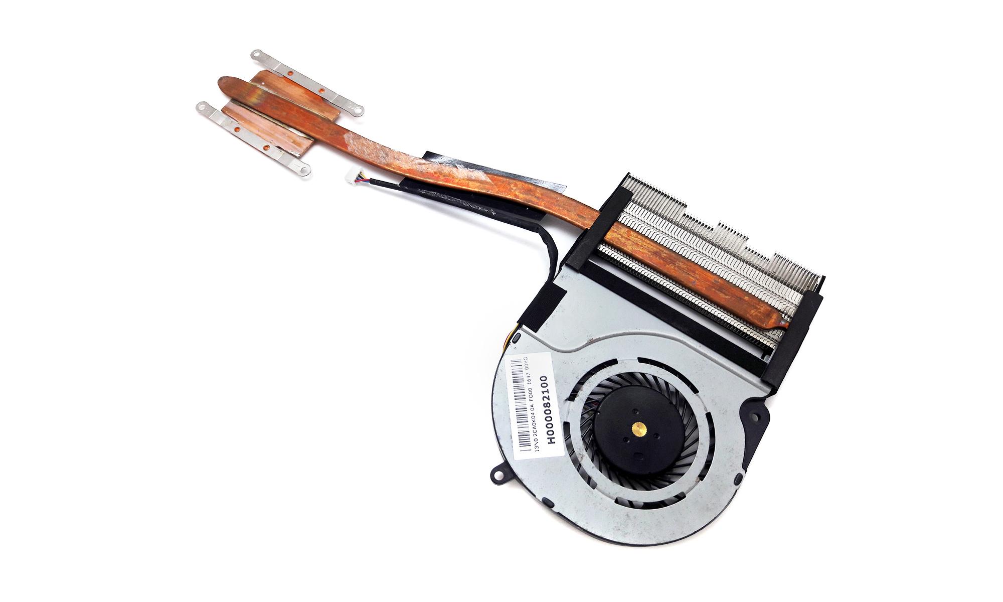 Sistem racire original laptop Toshiba Satellite L50W-C, L55W-C, P50W-C, P55W-C model H000082100